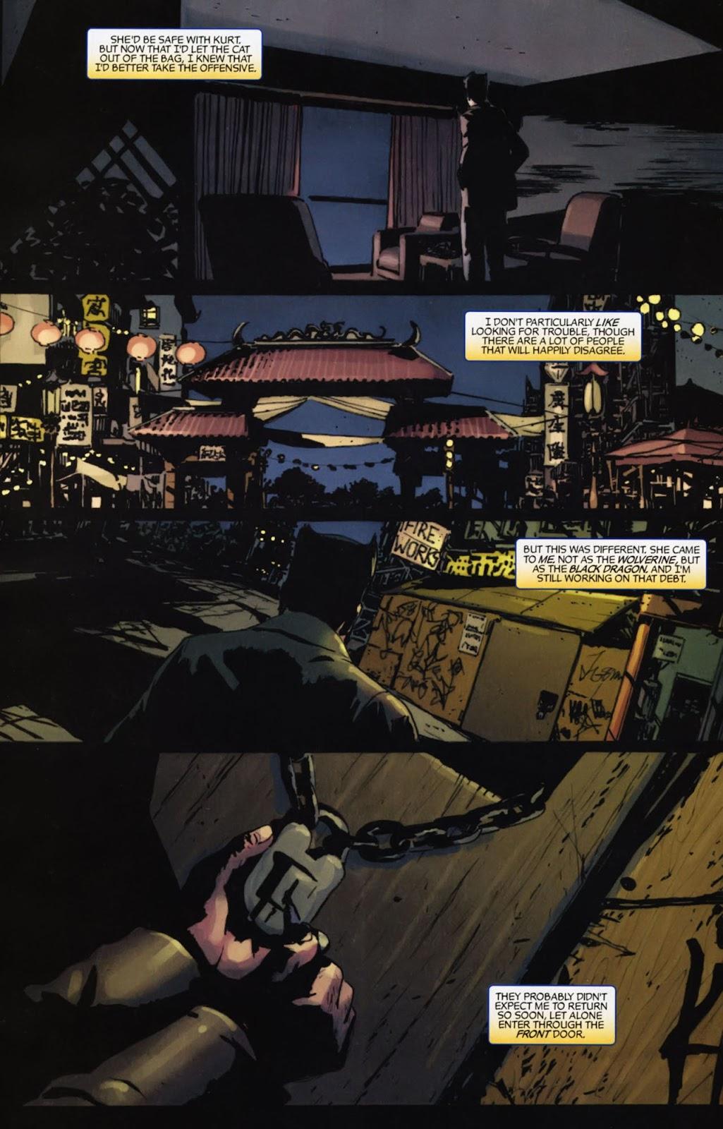 Read online Wolverine (2003) comic -  Issue #900 - 27