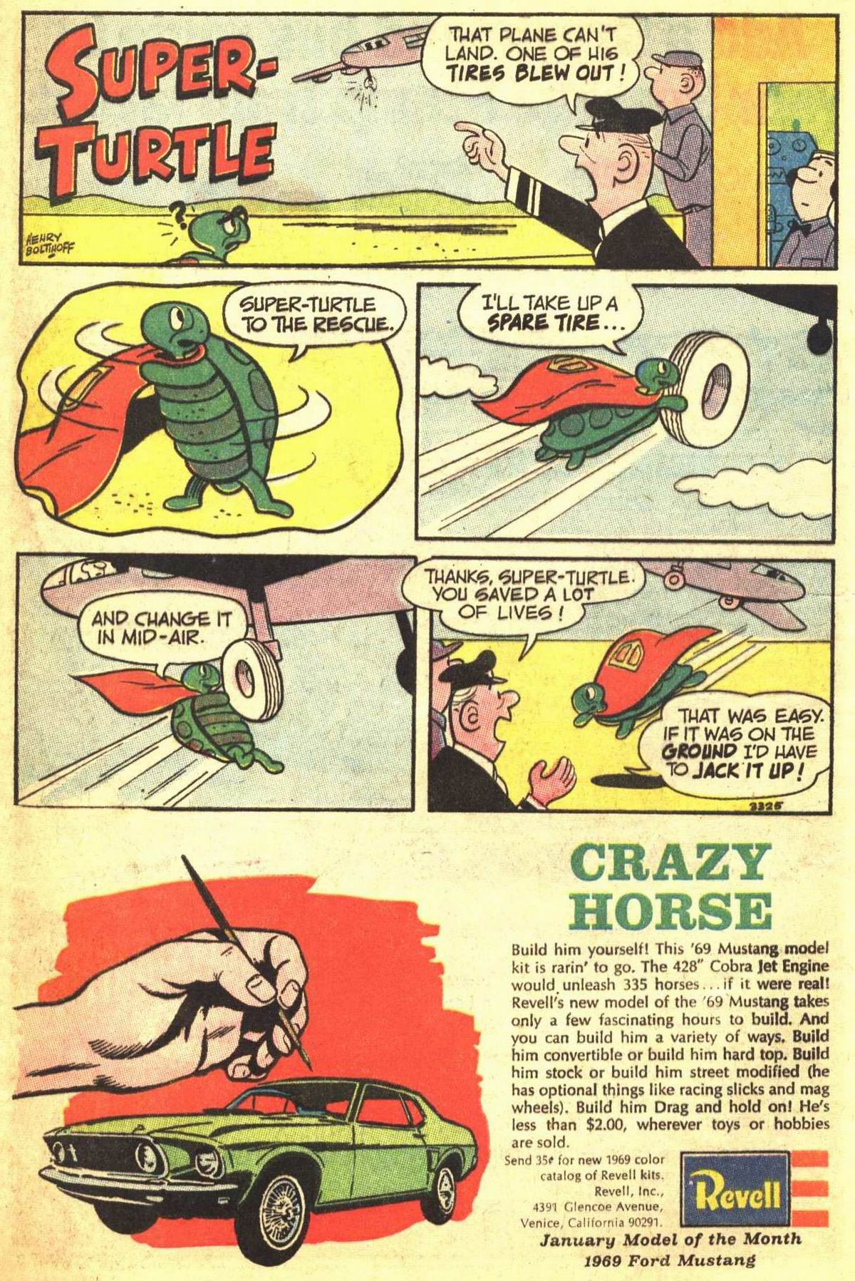 Read online Action Comics (1938) comic -  Issue #374 - 8