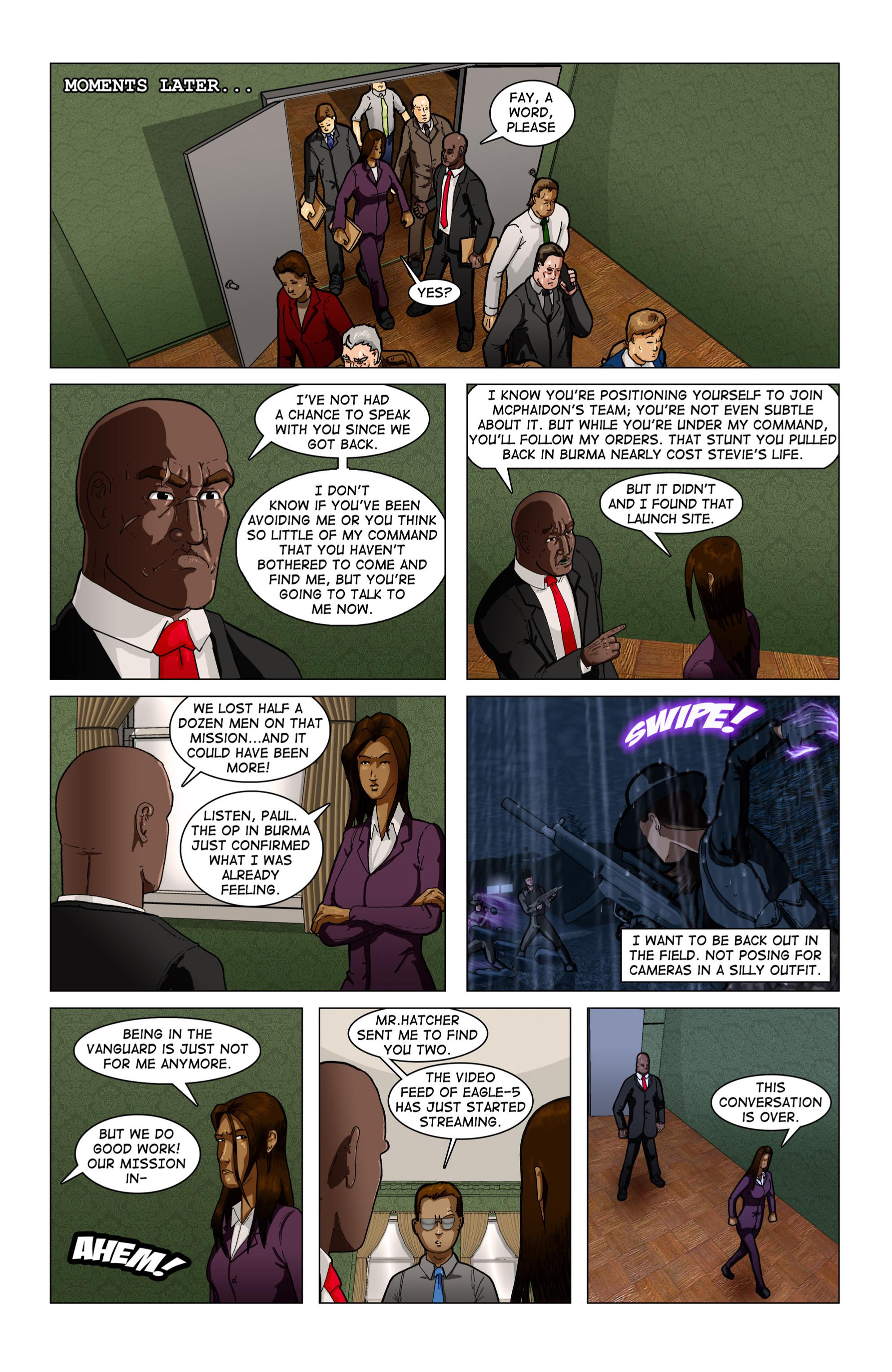 Read online Vanguard (2015) comic -  Issue #3 - 16