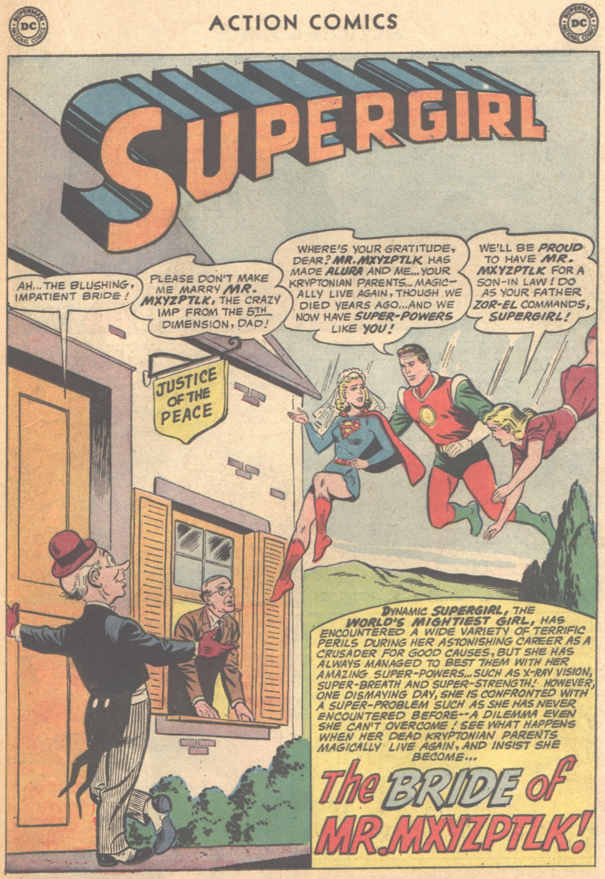 Read online Action Comics (1938) comic -  Issue #291 - 19