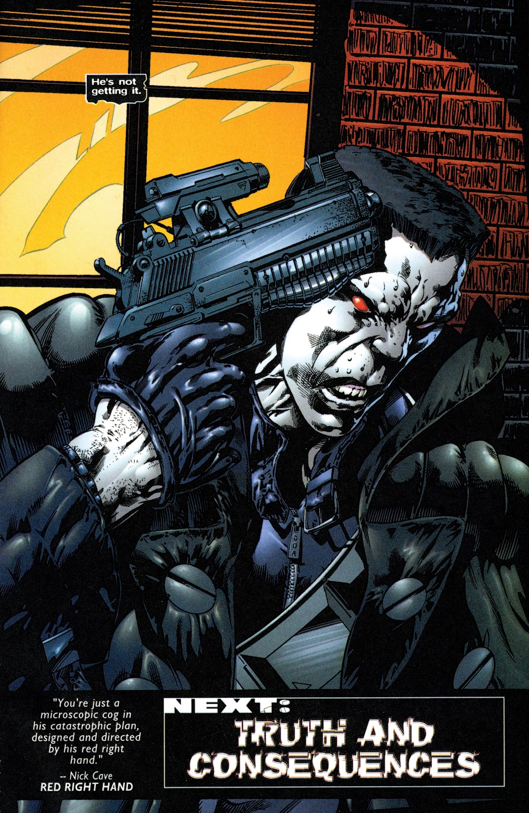 Bloodshot (1997) issue 15 - Page 22