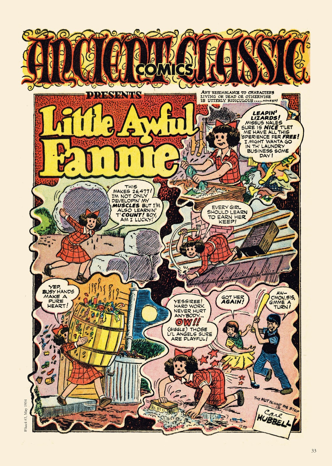 Read online Sincerest Form of Parody: The Best 1950s MAD-Inspired Satirical Comics comic -  Issue # TPB (Part 1) - 34
