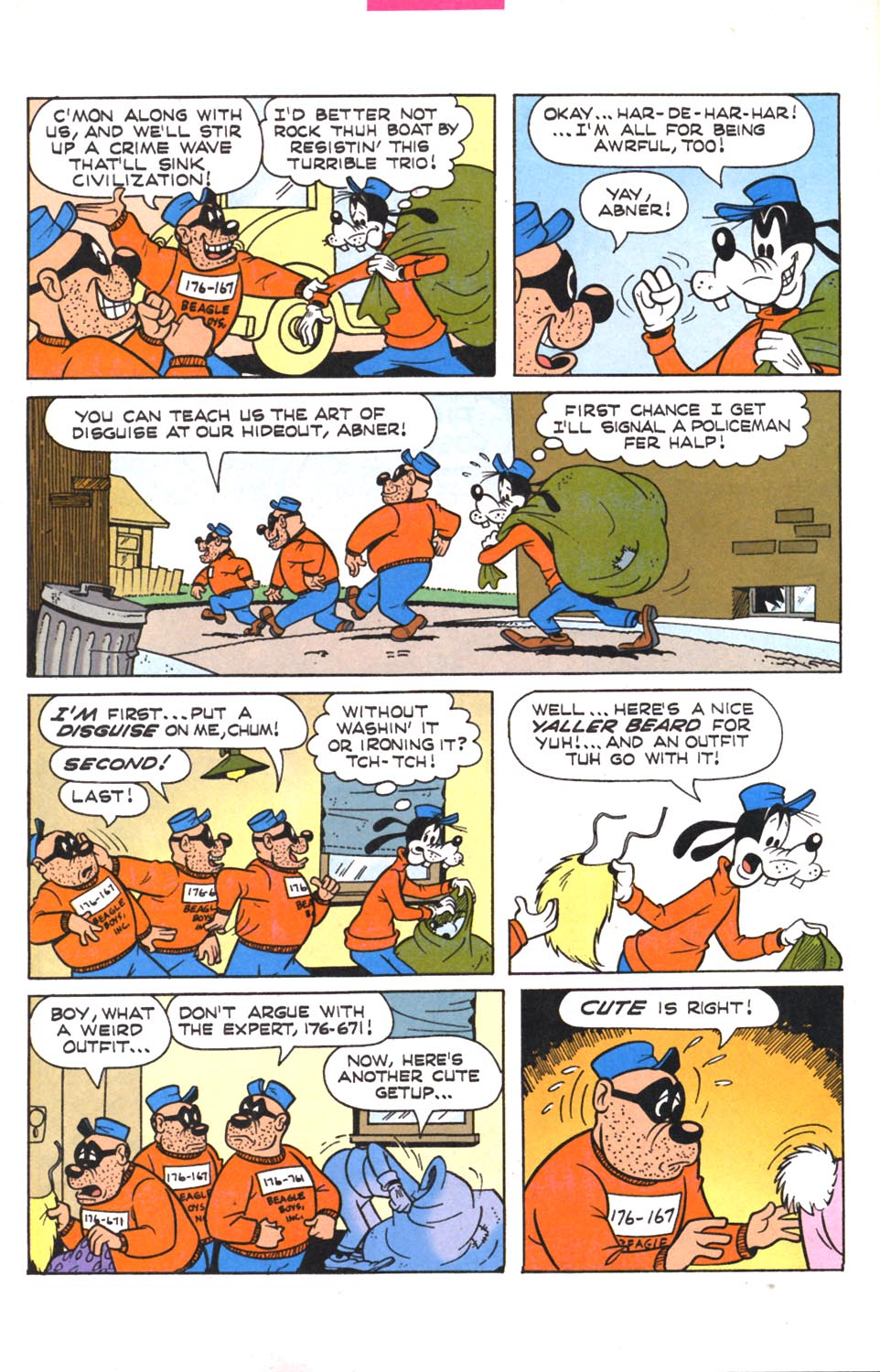 Read online Uncle Scrooge (1953) comic -  Issue #302 - 26