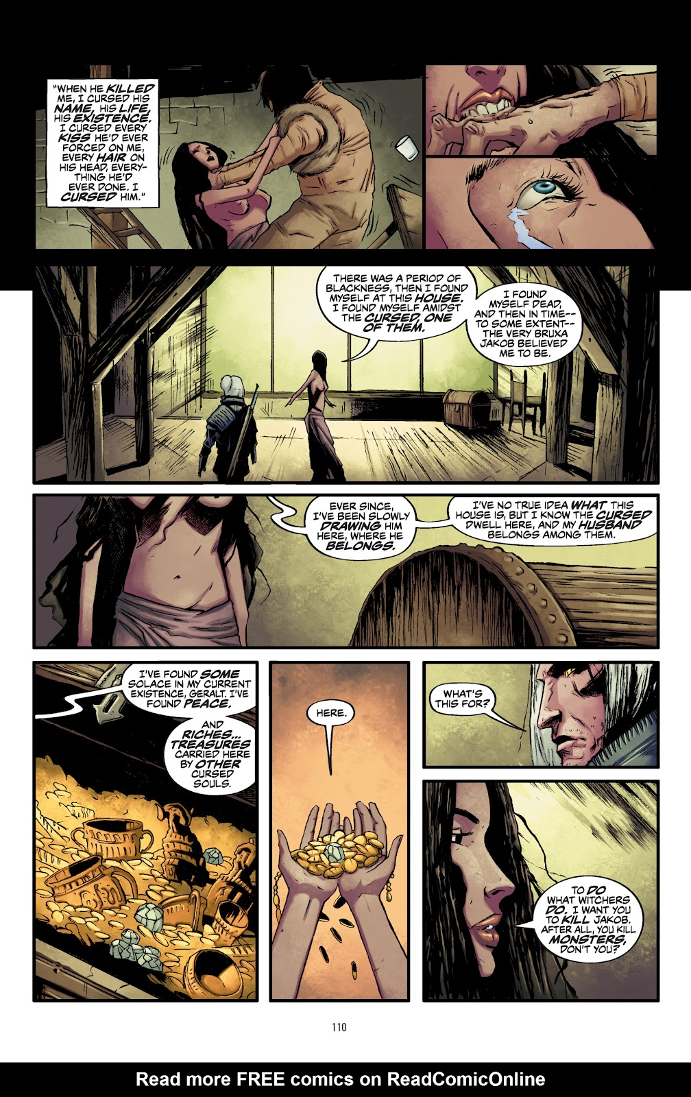 Read online The Witcher Omnibus comic -  Issue # TPB (Part 2) - 13