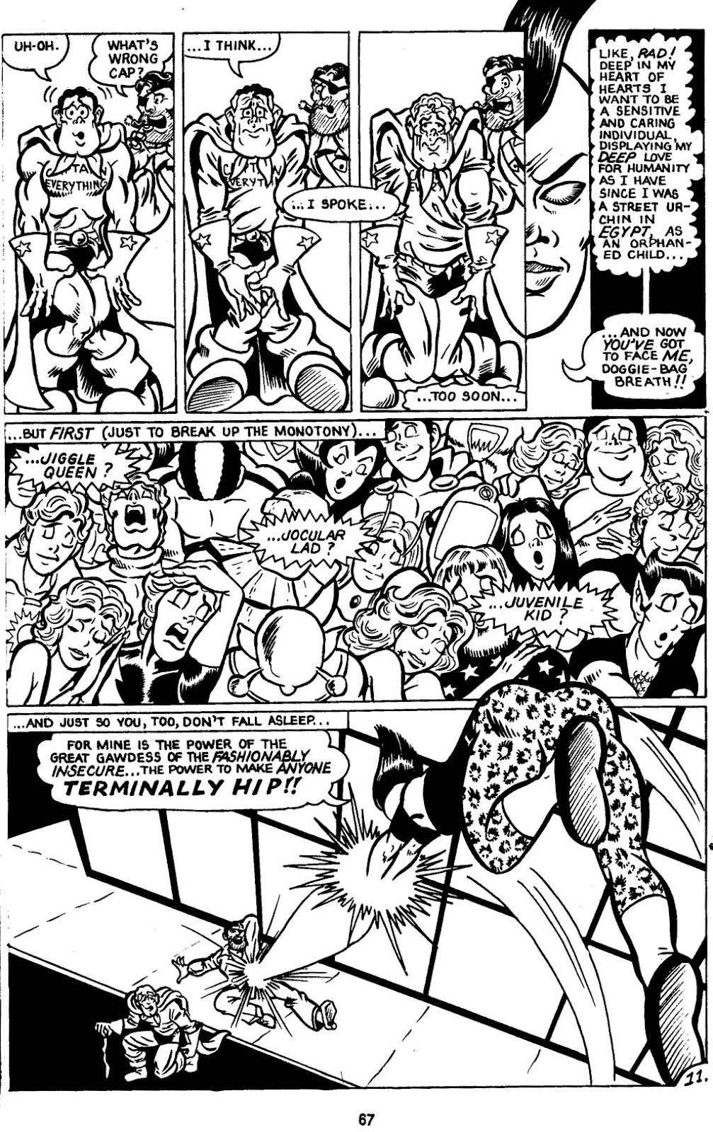 Read online Normalman - The Novel comic -  Issue # TPB (Part 1) - 71