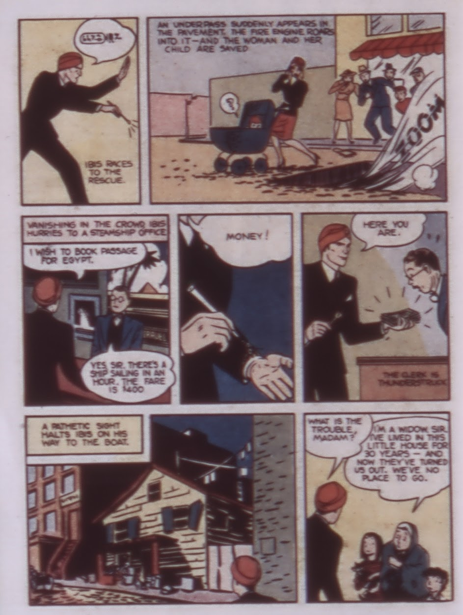 Read online WHIZ Comics comic -  Issue #1 - 18