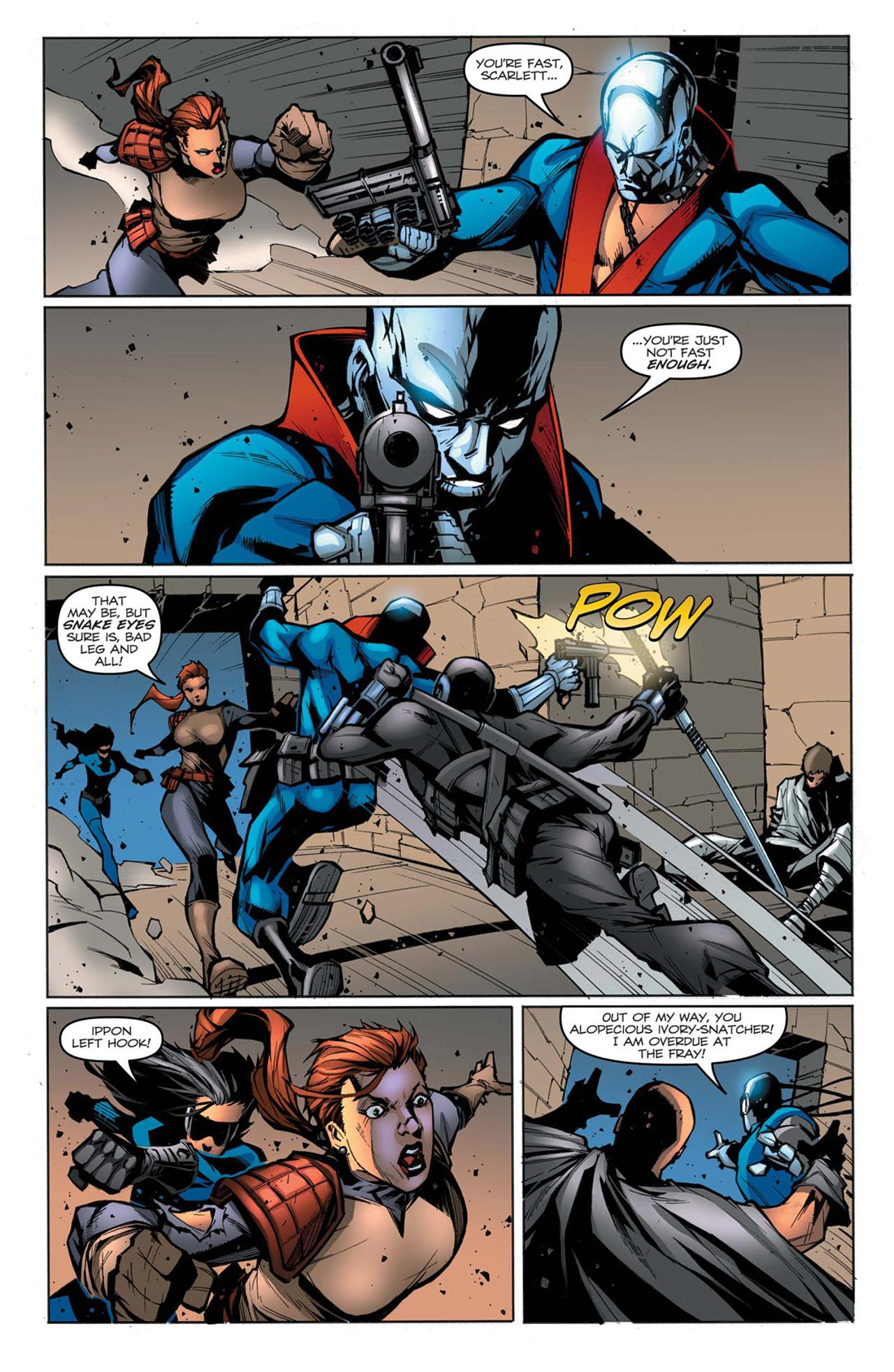 G.I. Joe: A Real American Hero 159 Page 12