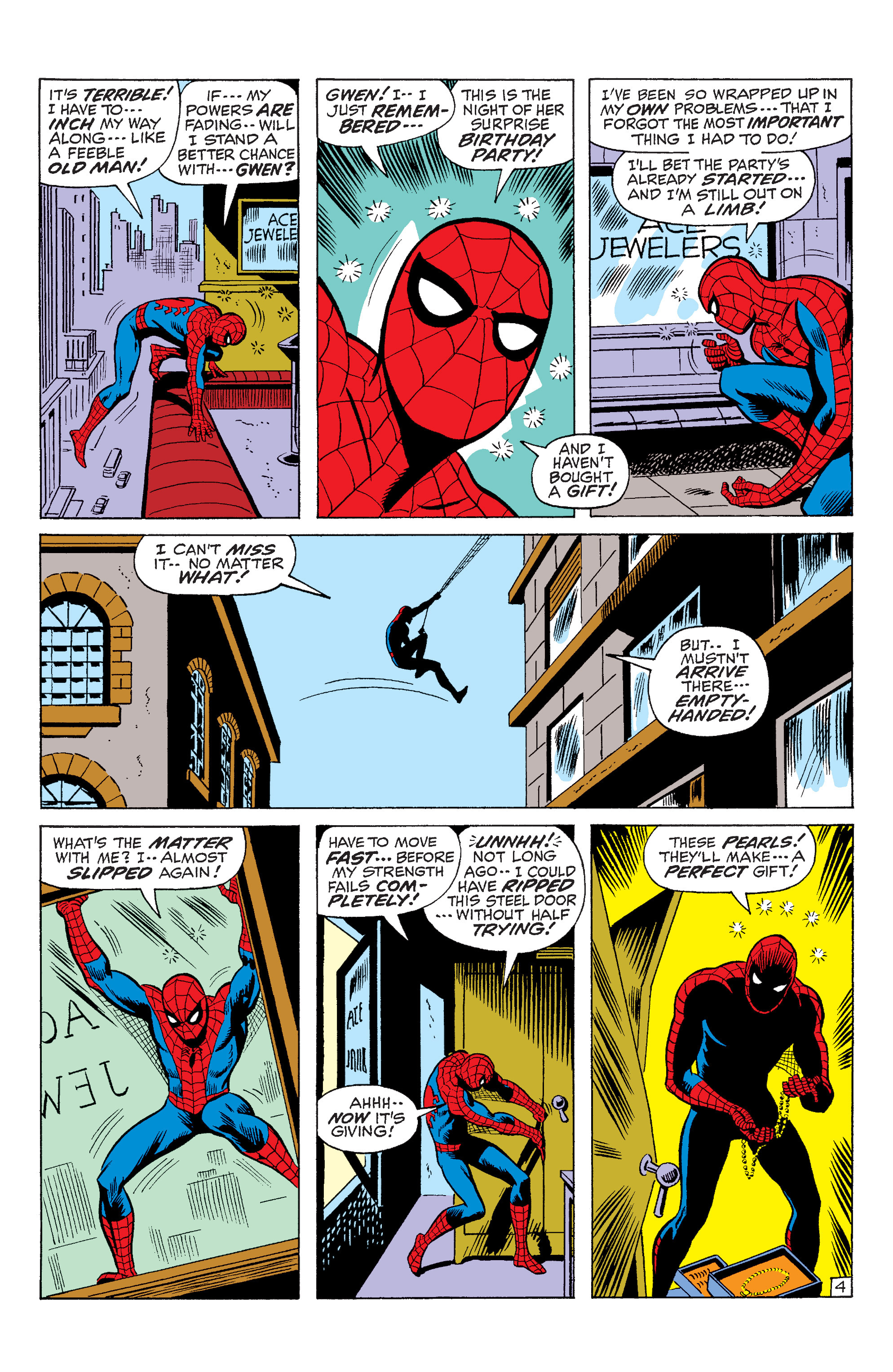 The Amazing Spider-Man (1963) 87 Page 4