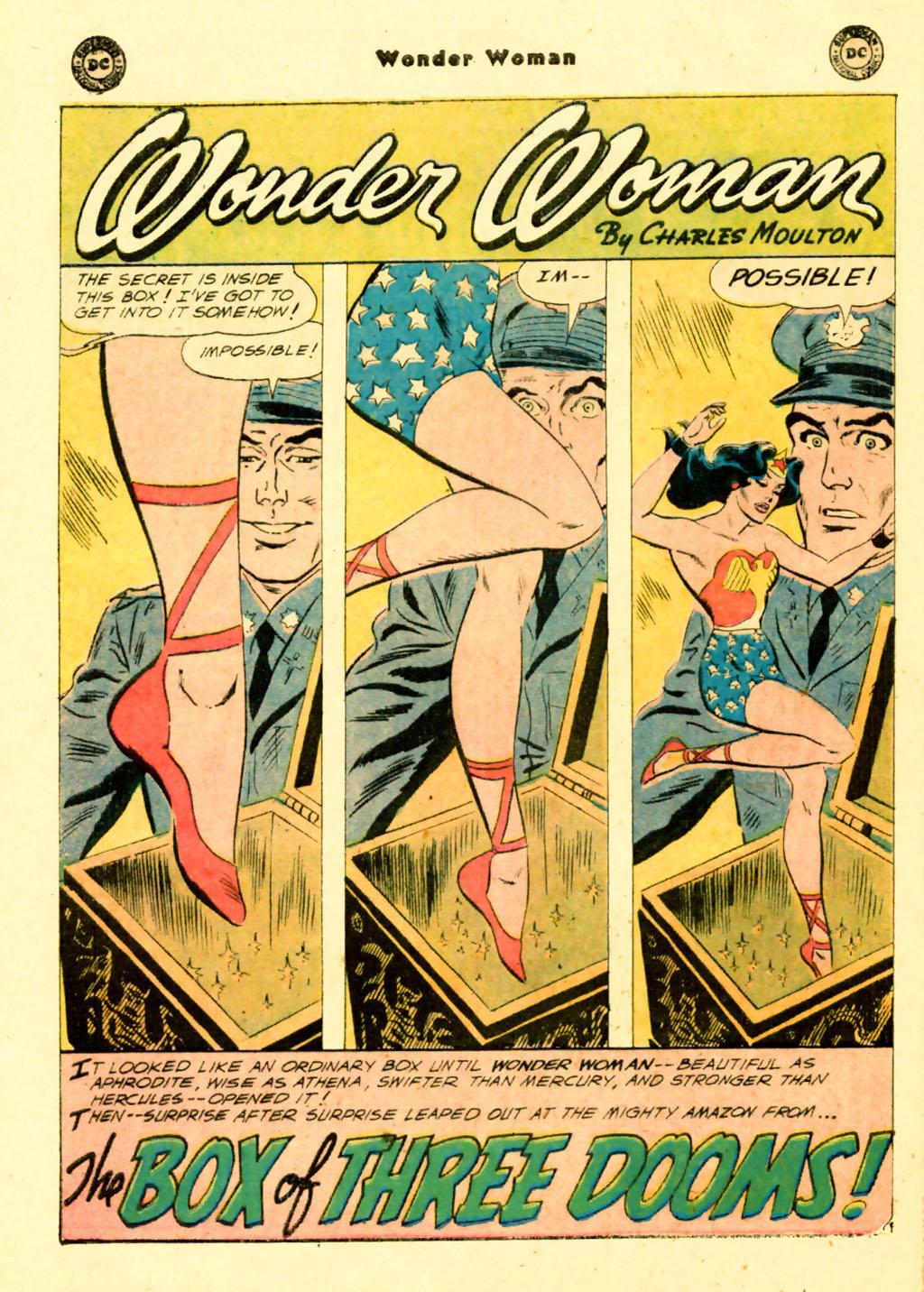 Read online Wonder Woman (1942) comic -  Issue #103 - 16