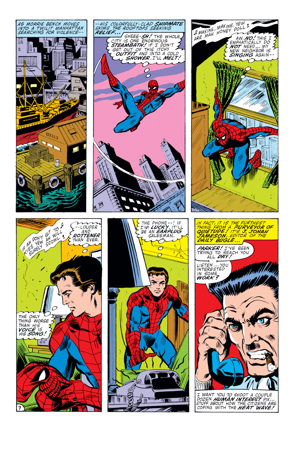 The Amazing Spider-Man (1963) 212 Page 7