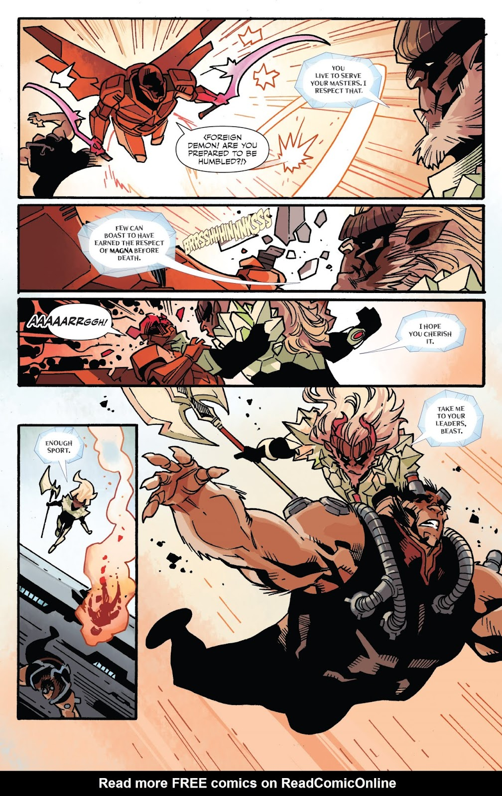Captain Canuck: Invasion (Canada Day 2018) issue Full - Page 14