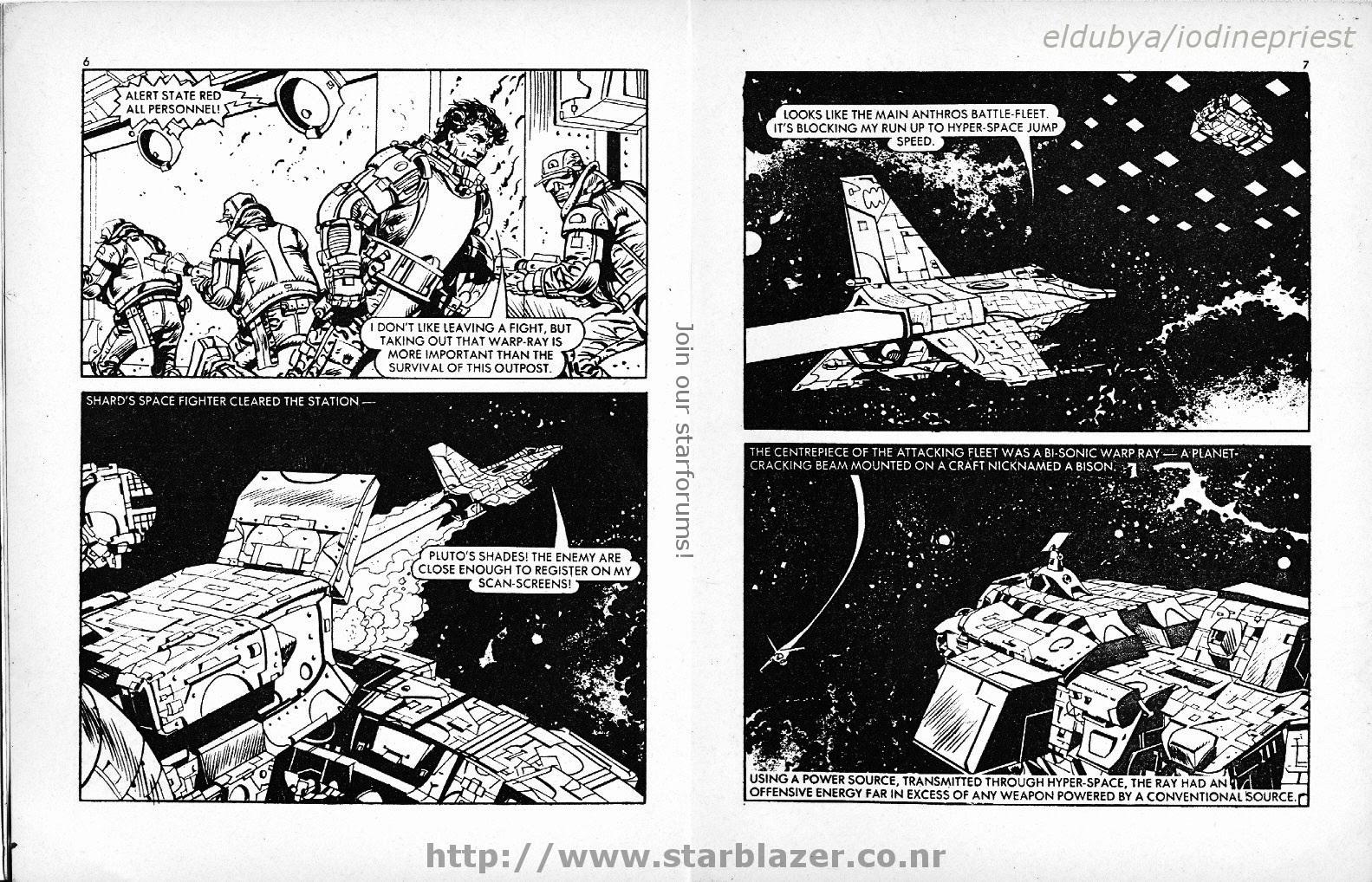 Starblazer issue 114 - Page 5