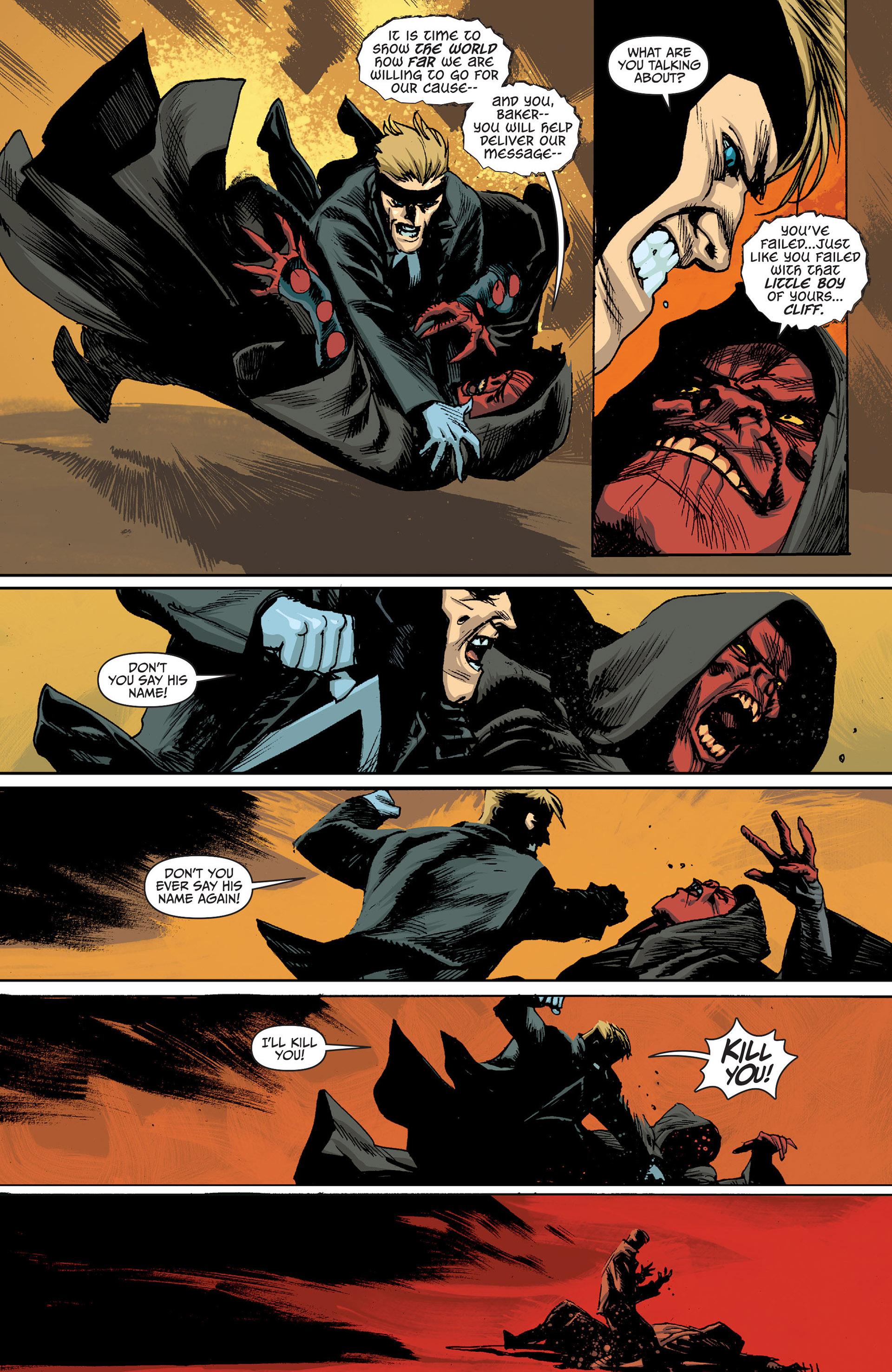 Read online Animal Man (2011) comic -  Issue #25 - 13