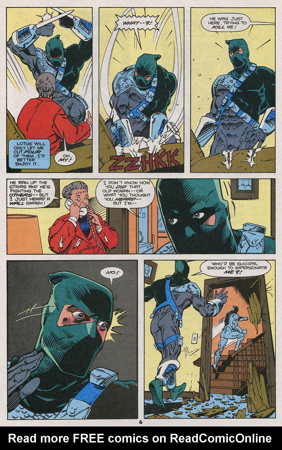 Read online Wonder Man (1991) comic -  Issue #20 - 6