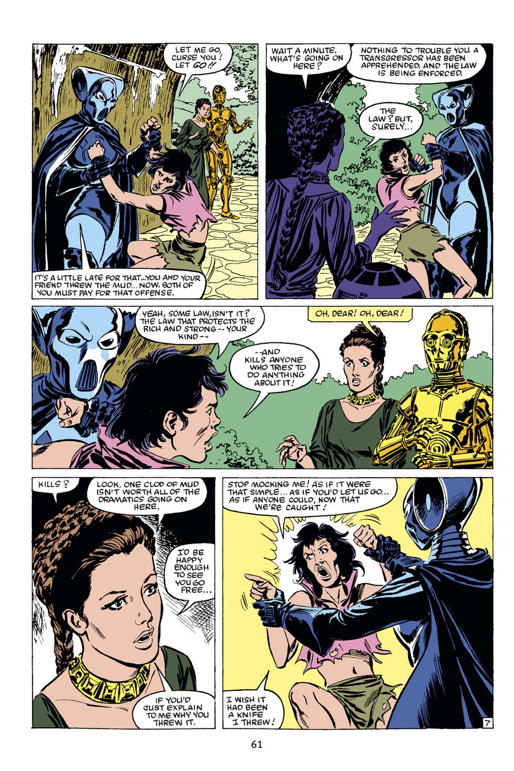 Read online Star Wars Omnibus comic -  Issue # Vol. 21 - 58
