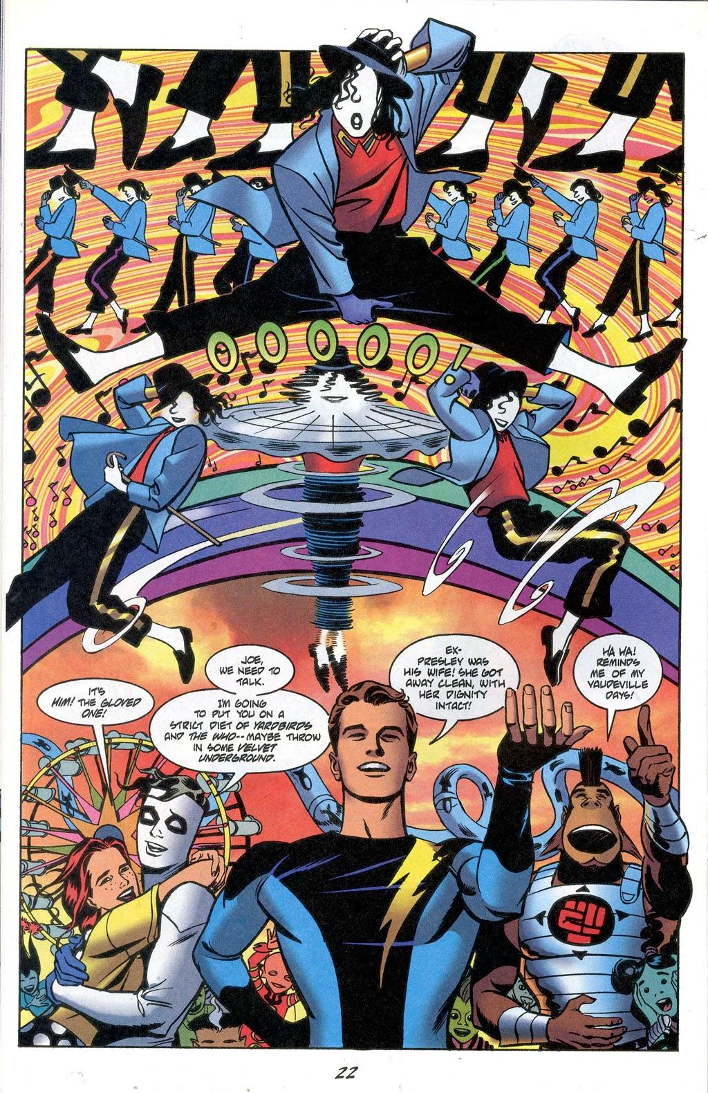 Read online Nexus Meets Madman comic -  Issue # Full - 24