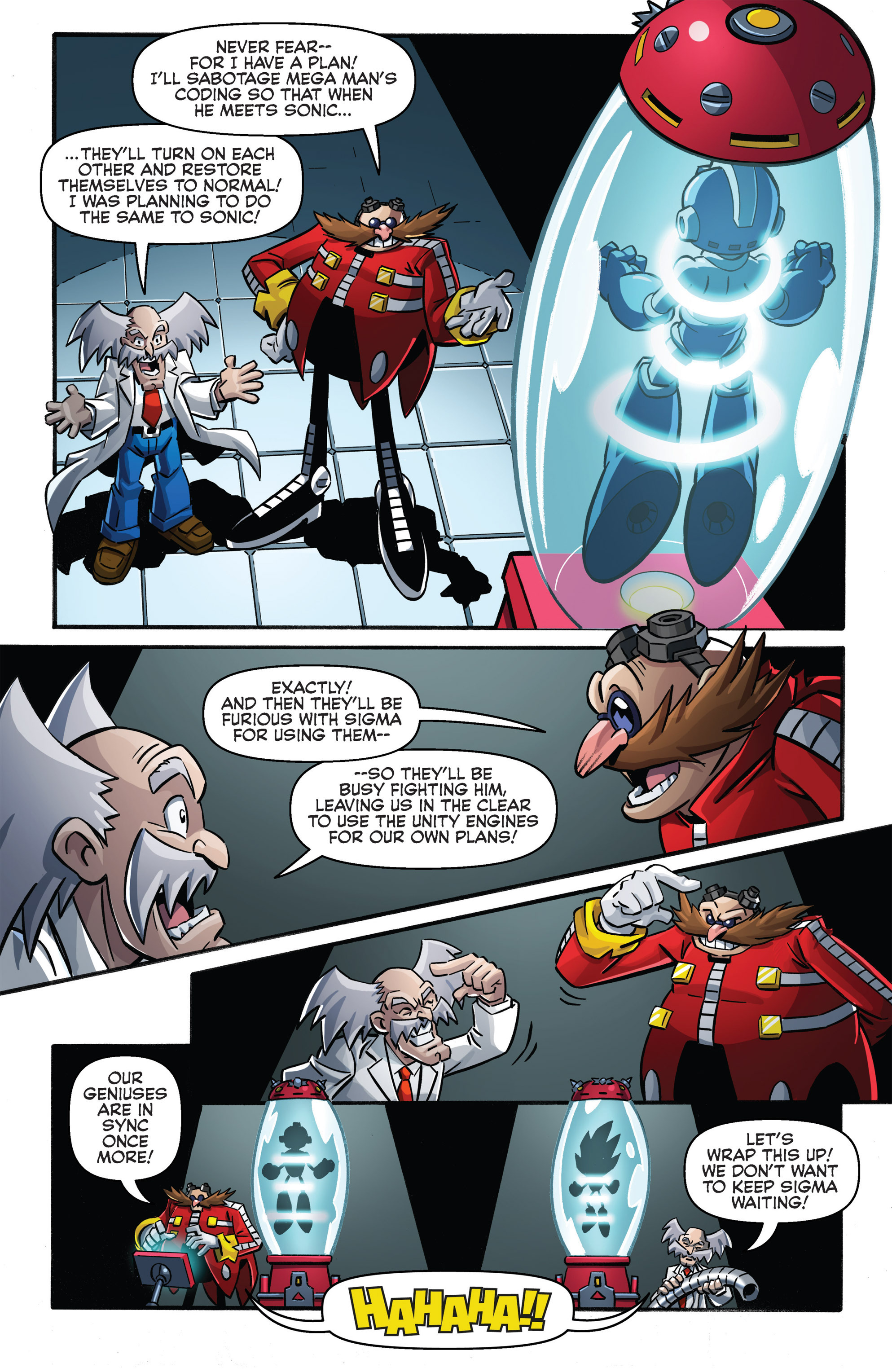 Read online Sonic Boom comic -  Issue #8 - 15