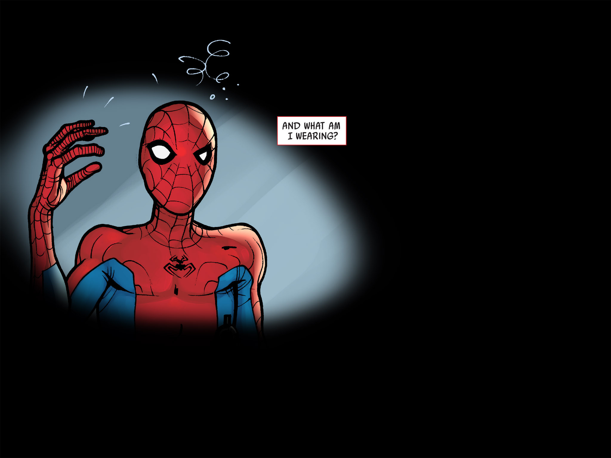Read online Amazing Spider-Man: Who Am I? comic -  Issue # Full (Part 1) - 7