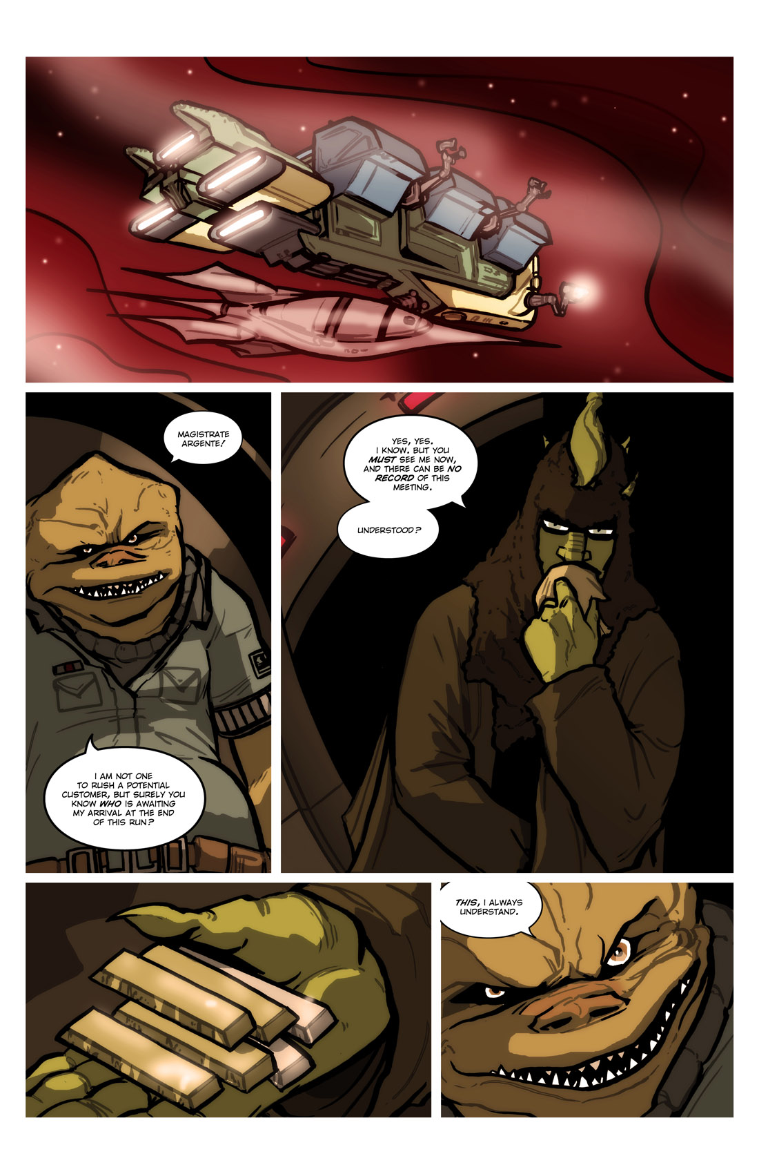 Read online Star Wars: Tales From The Clone Wars comic -  Issue # TPB - 48
