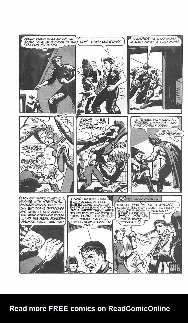 Read online Men of Mystery Comics comic -  Issue #28 - 20