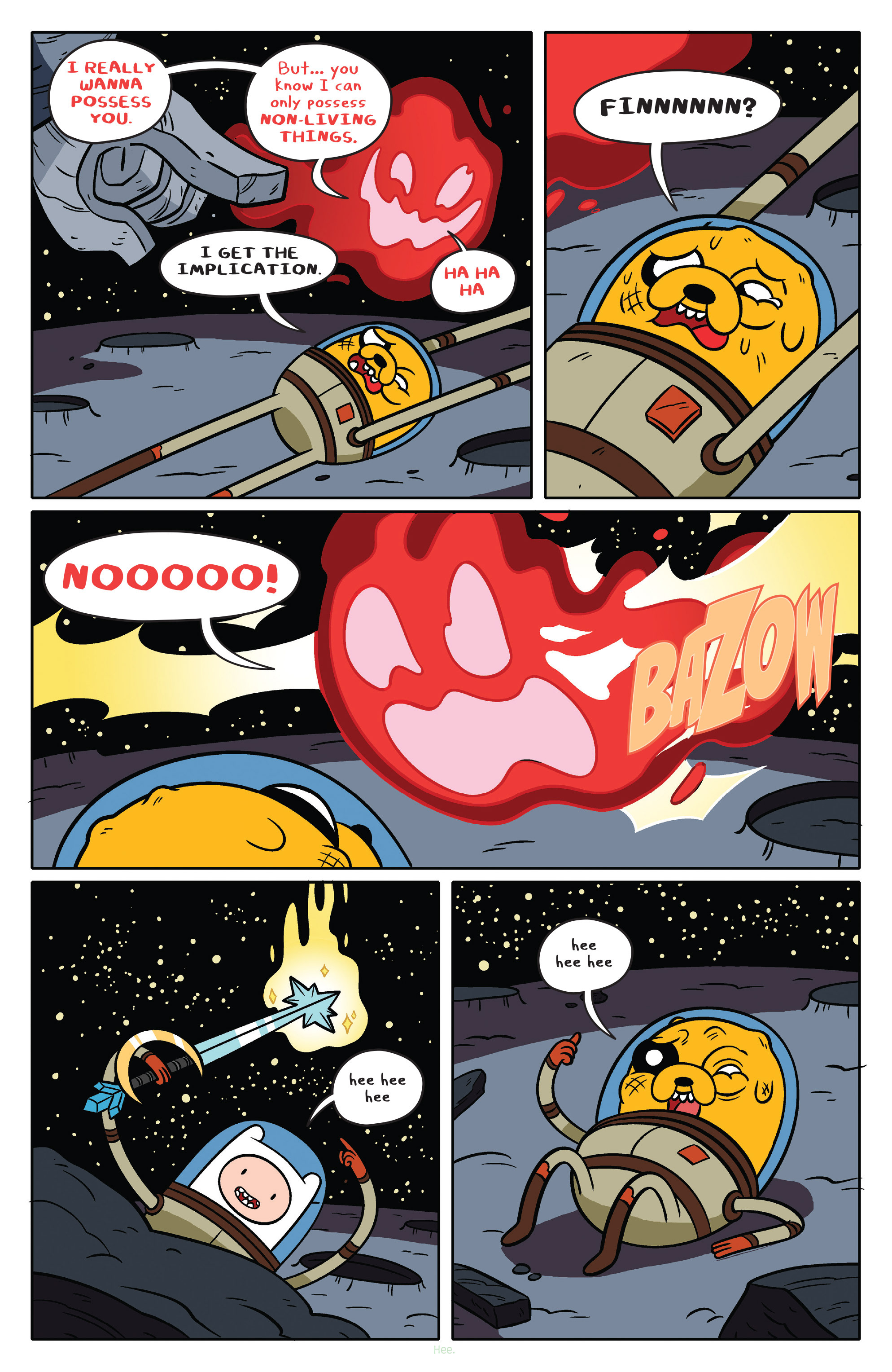 Read online Adventure Time comic -  Issue #36 - 15