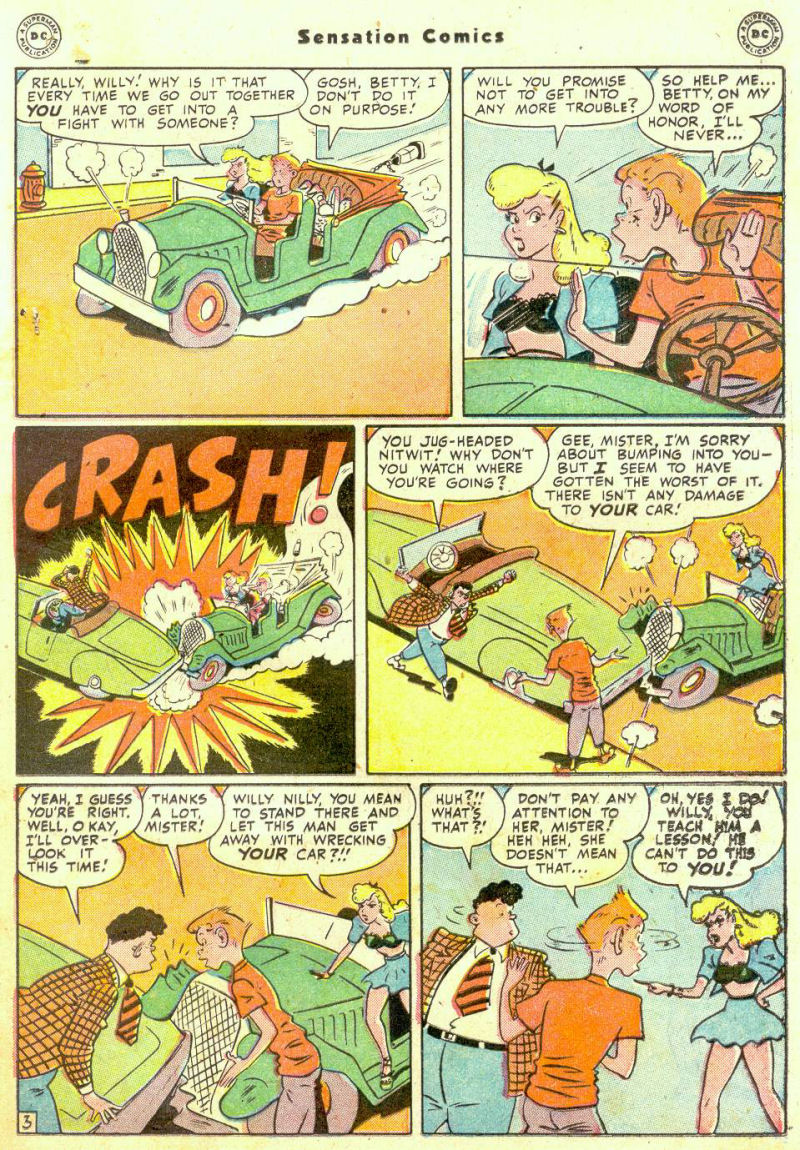 Read online Sensation (Mystery) Comics comic -  Issue #74 - 35