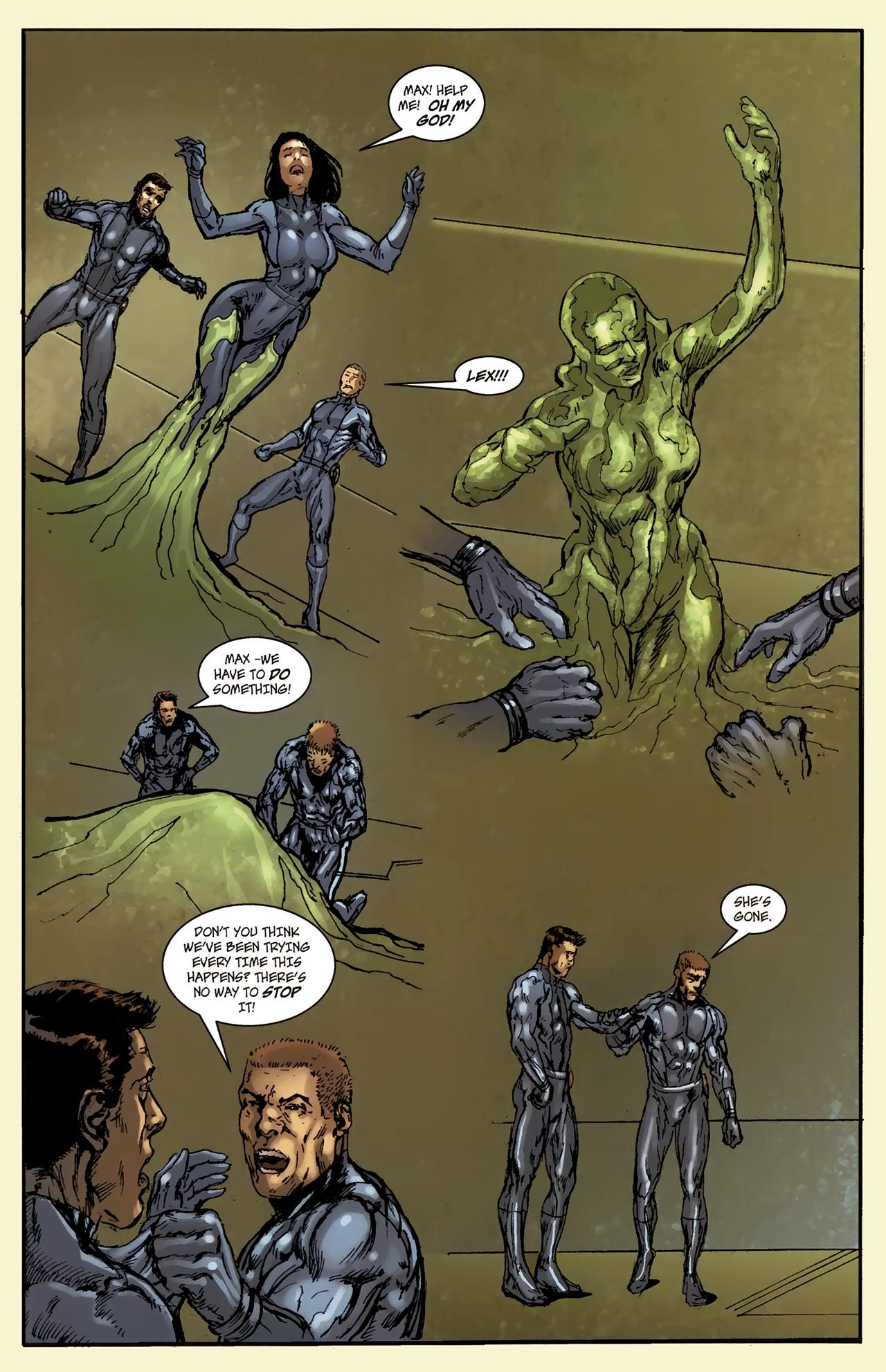 Read online Phoenix comic -  Issue #0 - 12