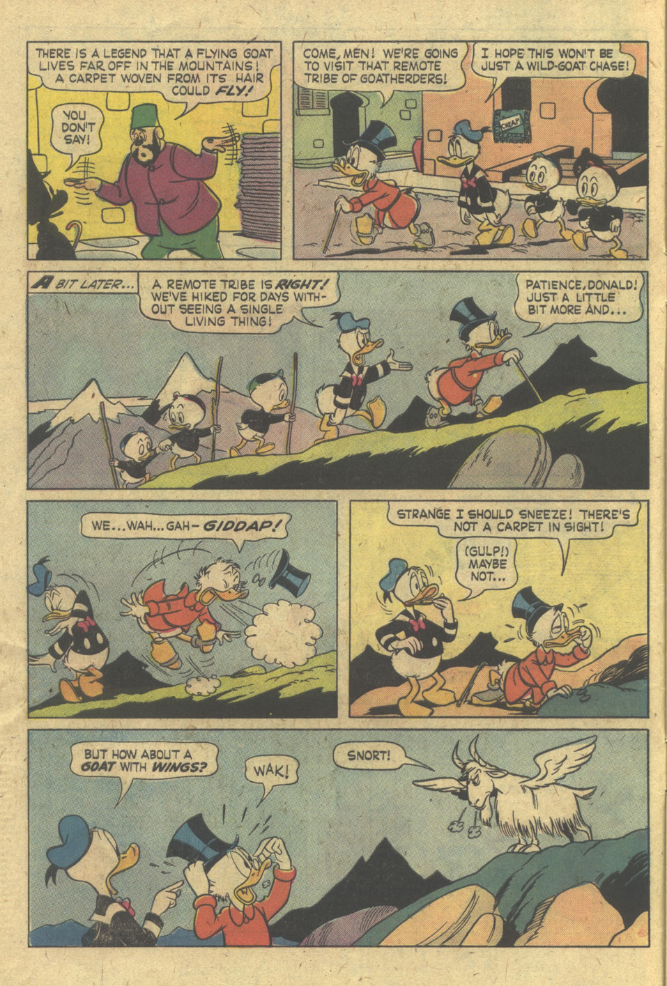 Walt Disney's Comics and Stories issue 430 - Page 5