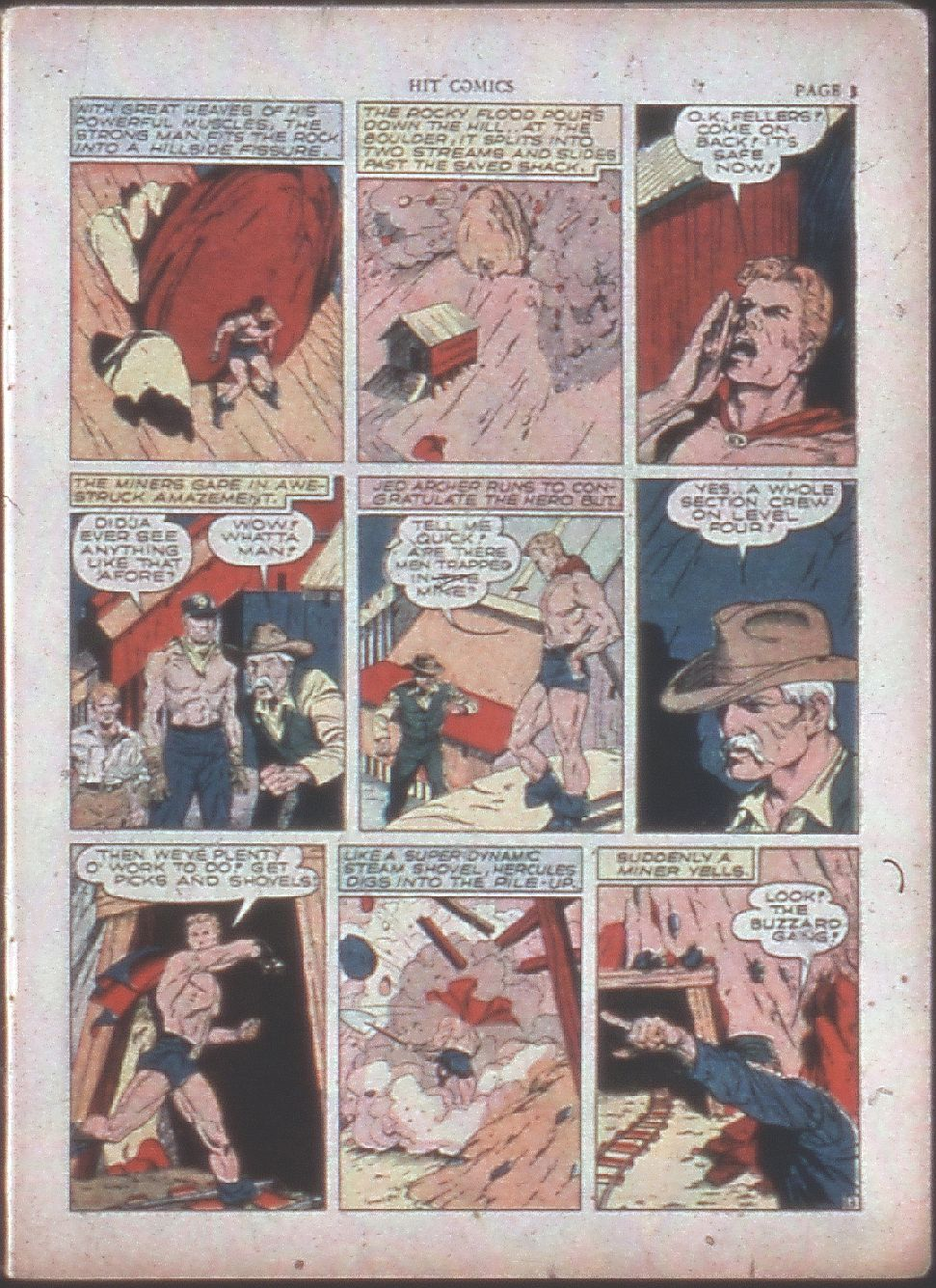 Read online Hit Comics comic -  Issue #15 - 5