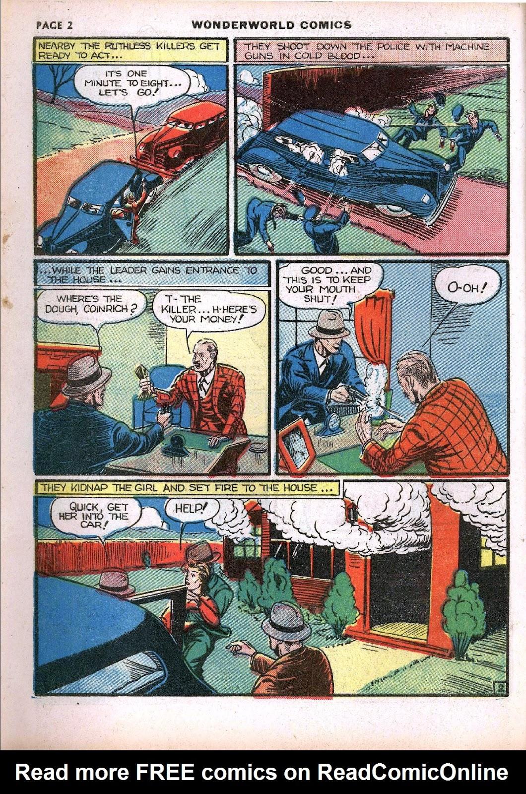 Wonderworld Comics issue 14 - Page 4