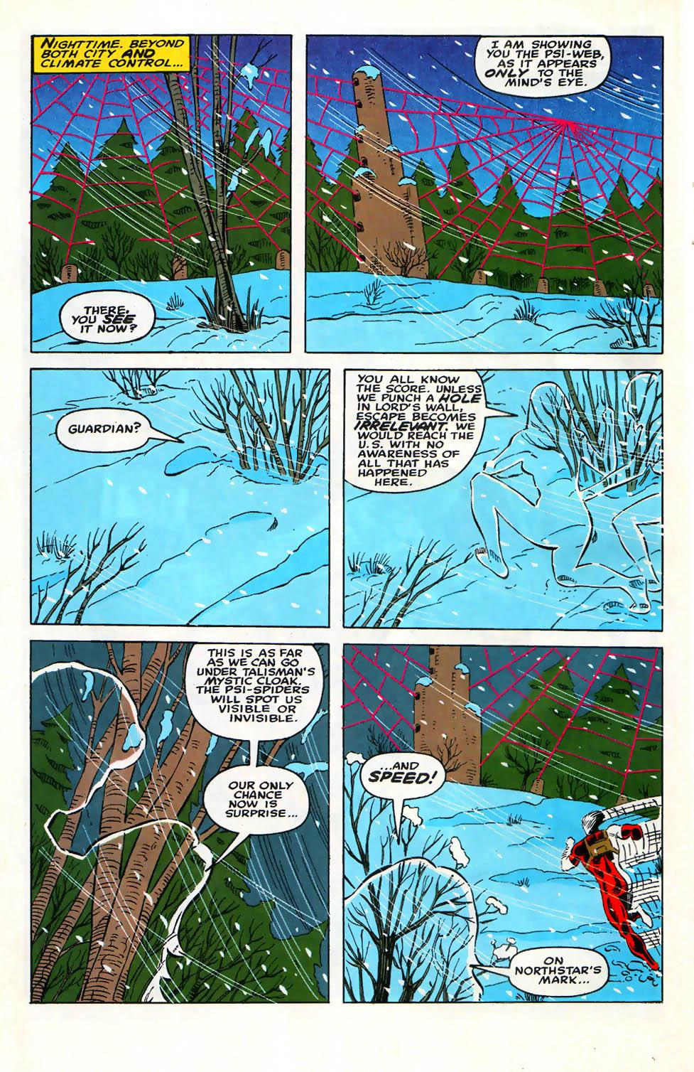 Alpha Flight (1983) issue 128 - Page 12