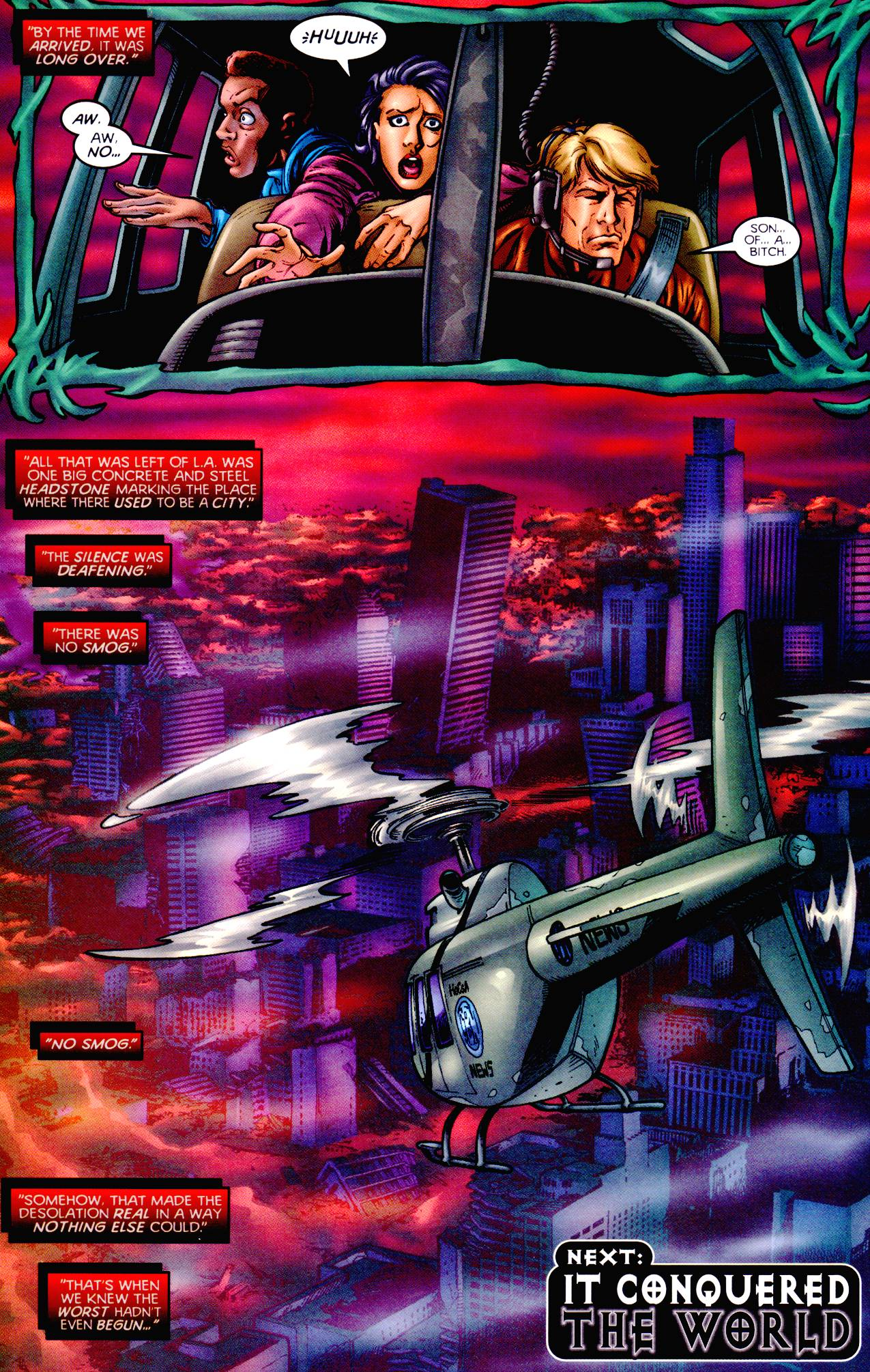 Read online Armageddon (1999) comic -  Issue #2 - 21