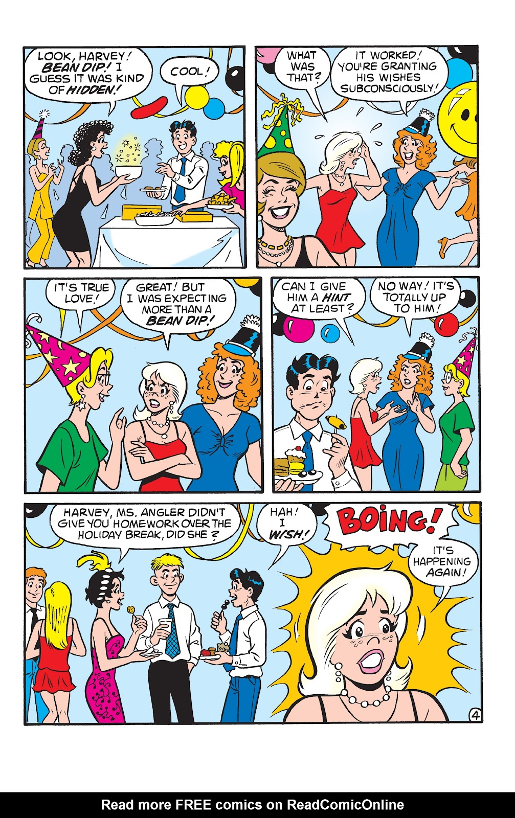 Sabrina the Teenage Witch (1997) Issue #22 #23 - English 22