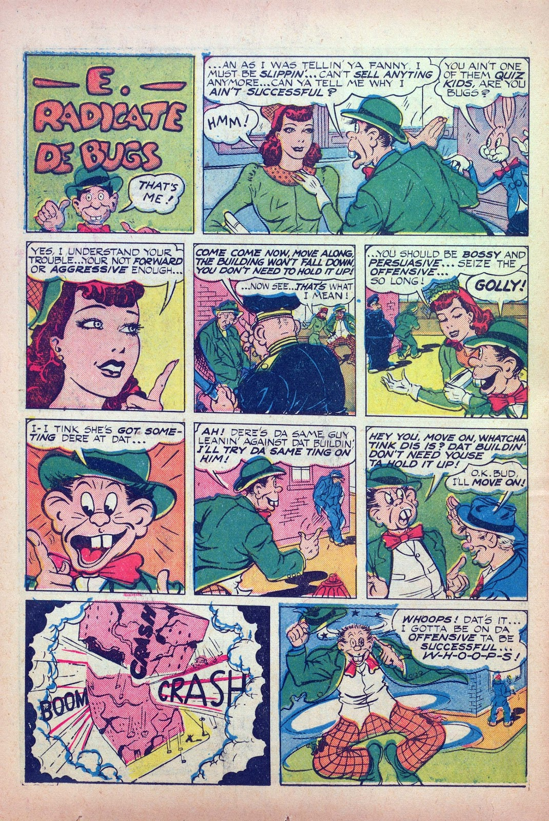 Read online Joker Comics comic -  Issue #13 - 46