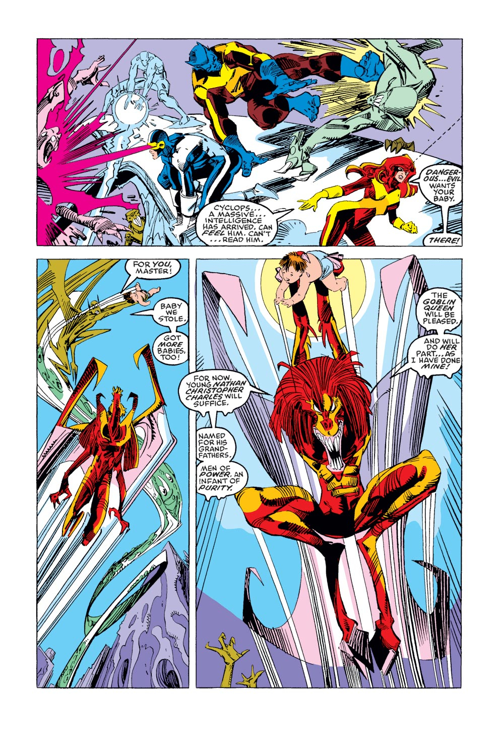 Read online X-Factor (1986) comic -  Issue #37 - 5