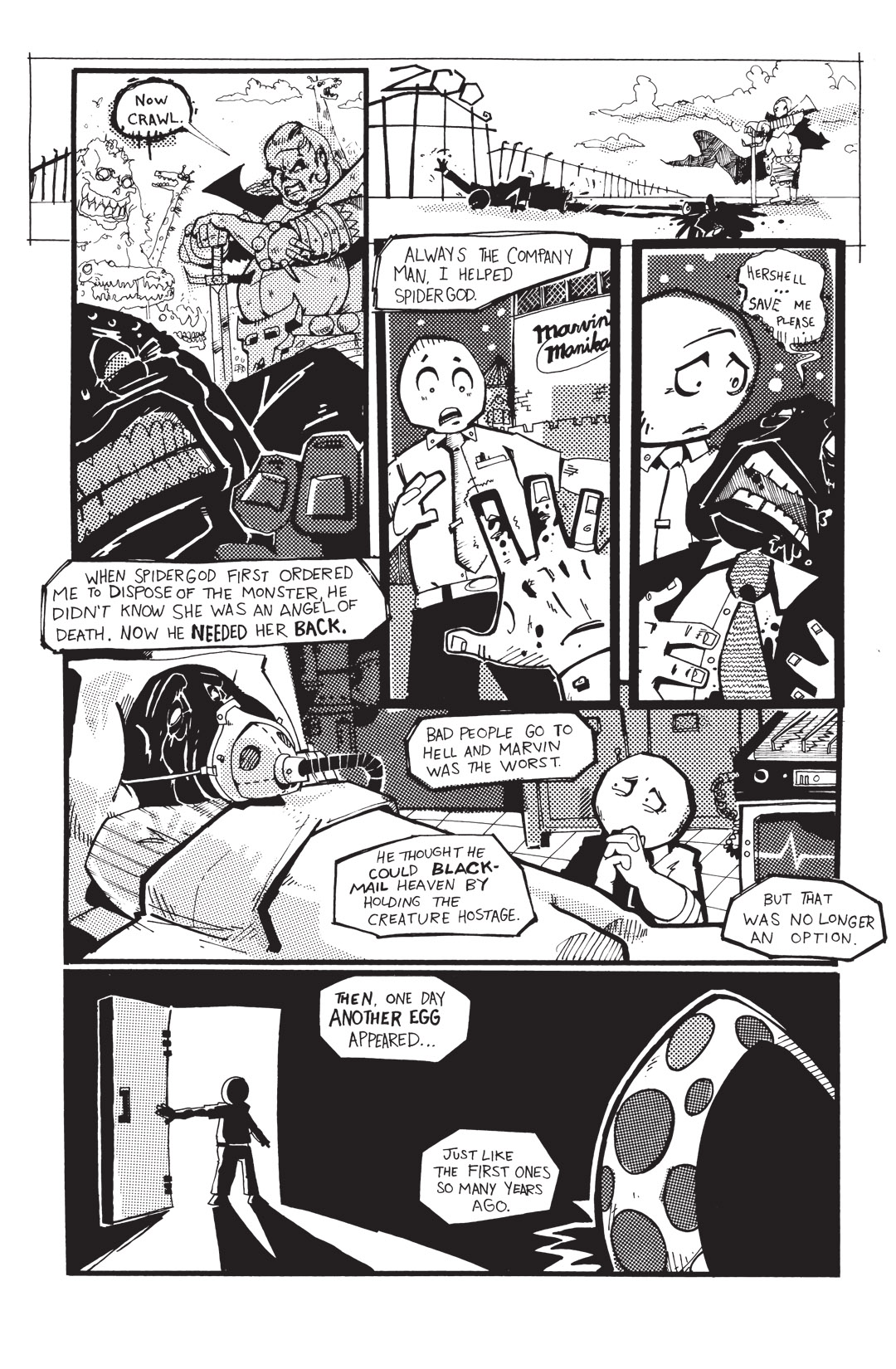Read online Scud: The Disposable Assassin: The Whole Shebang comic -  Issue # TPB (Part 4) - 34