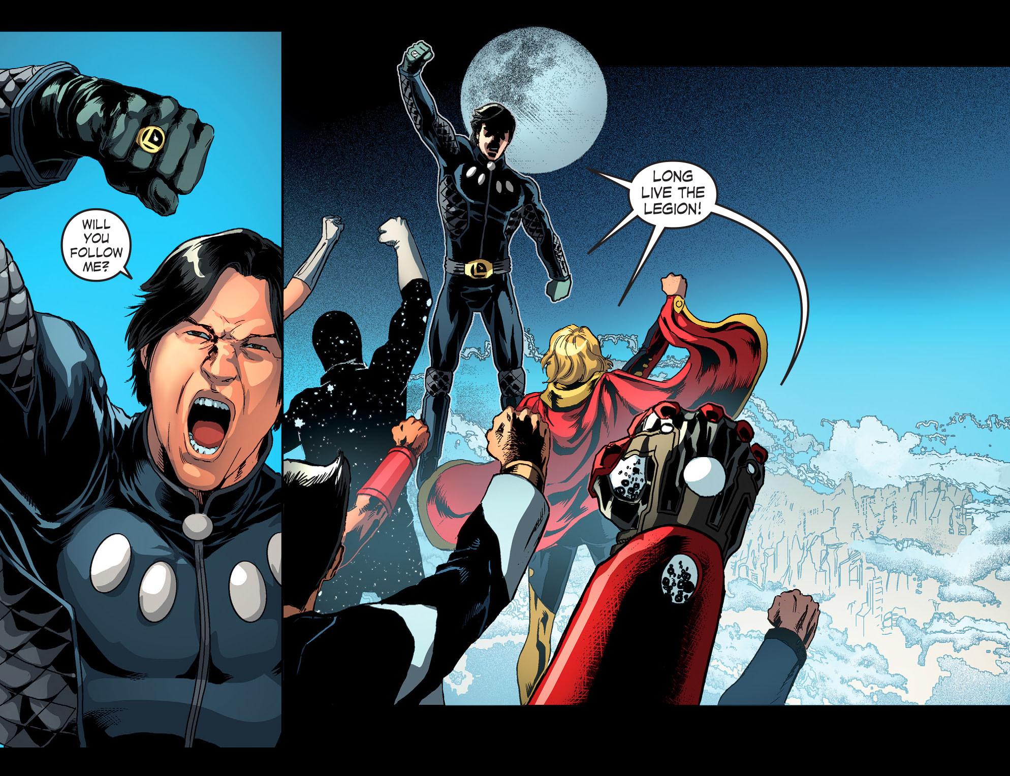 Read online Smallville: Season 11 comic -  Issue #51 - 8