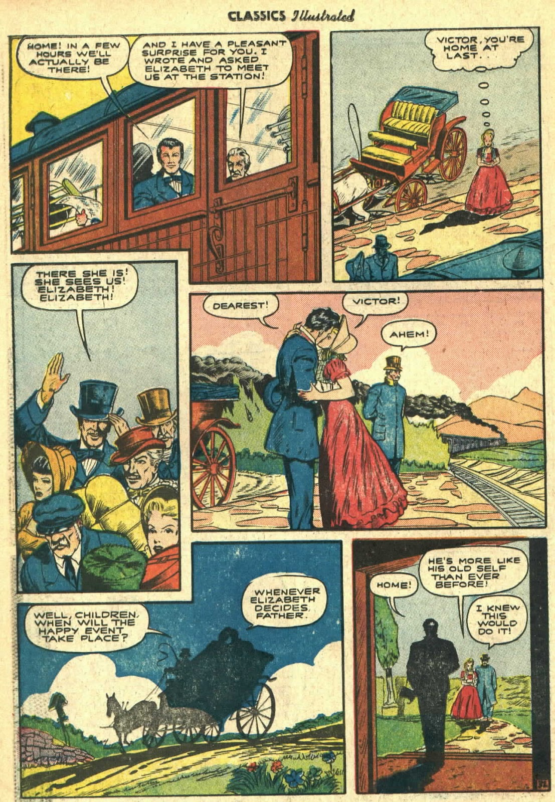 Classics Illustrated issue 26 - Page 34