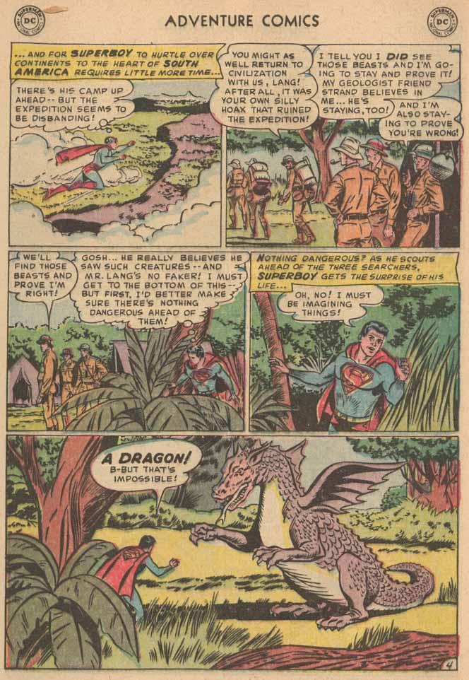 Read online Adventure Comics (1938) comic -  Issue #185 - 6