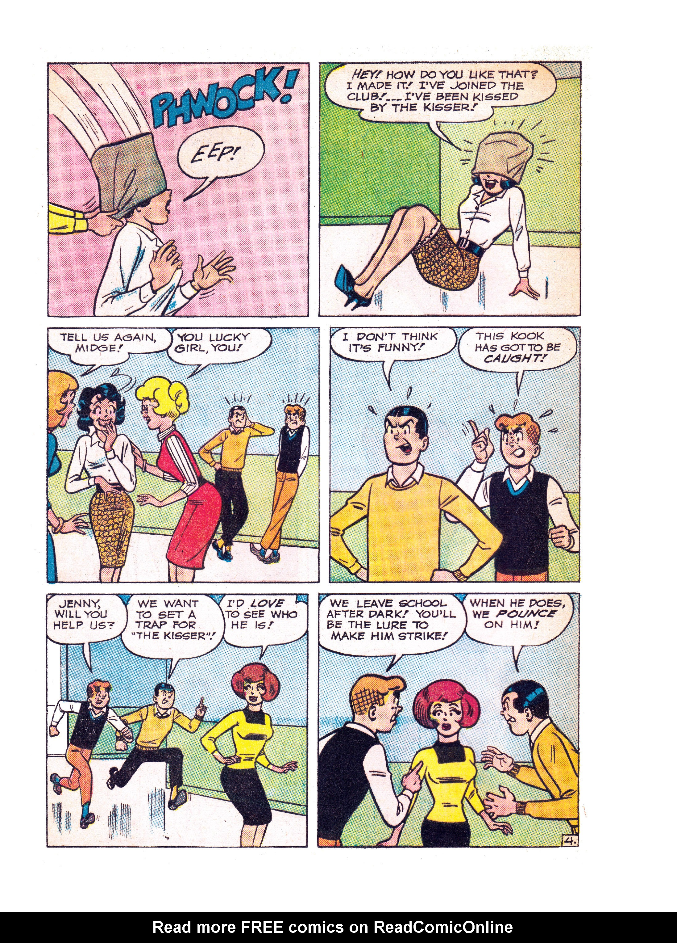 Read online Archie 1000 Page Comics Blowout! comic -  Issue # TPB (Part 3) - 71