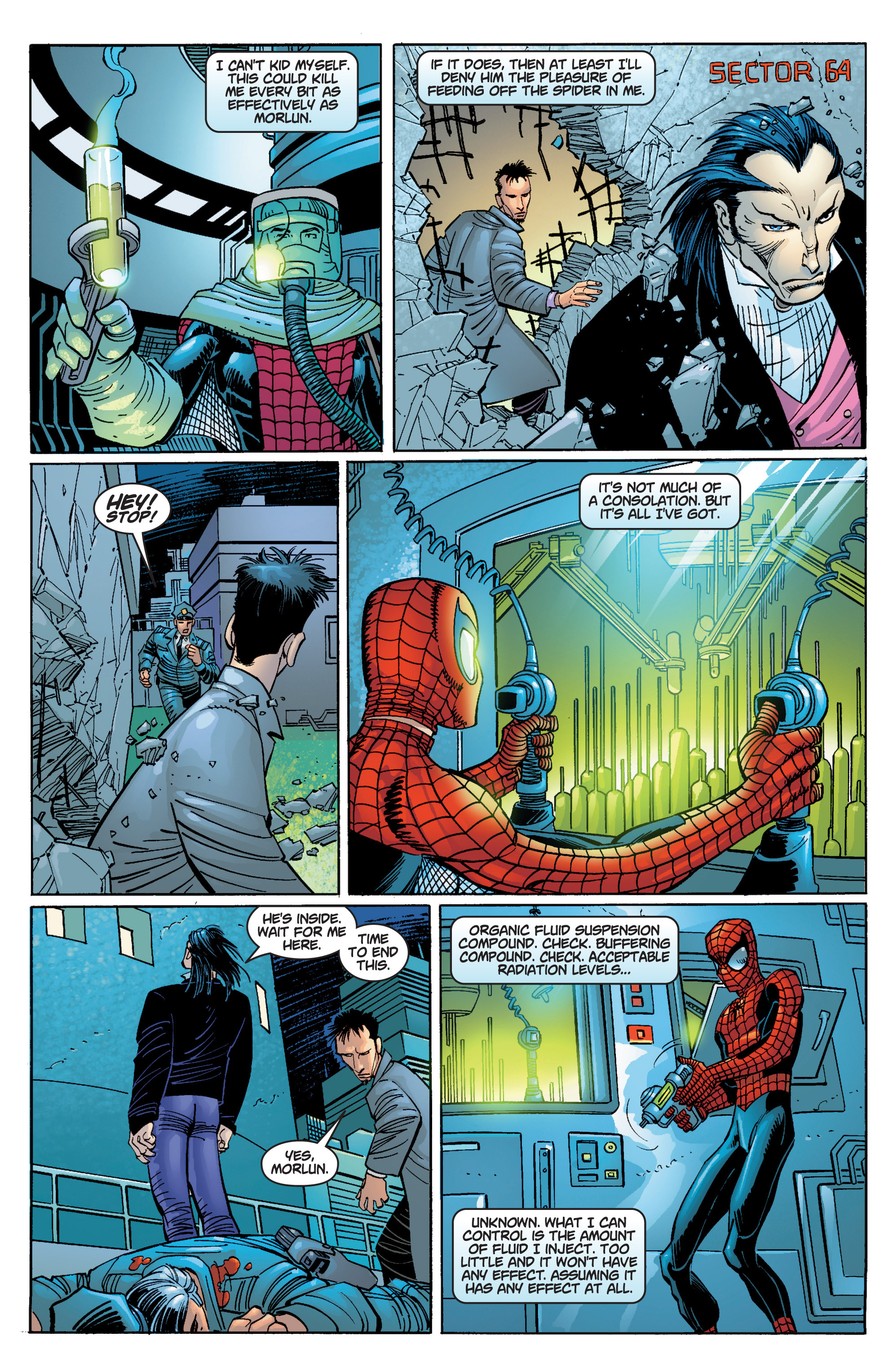 The Amazing Spider-Man (1999) 35 Page 2