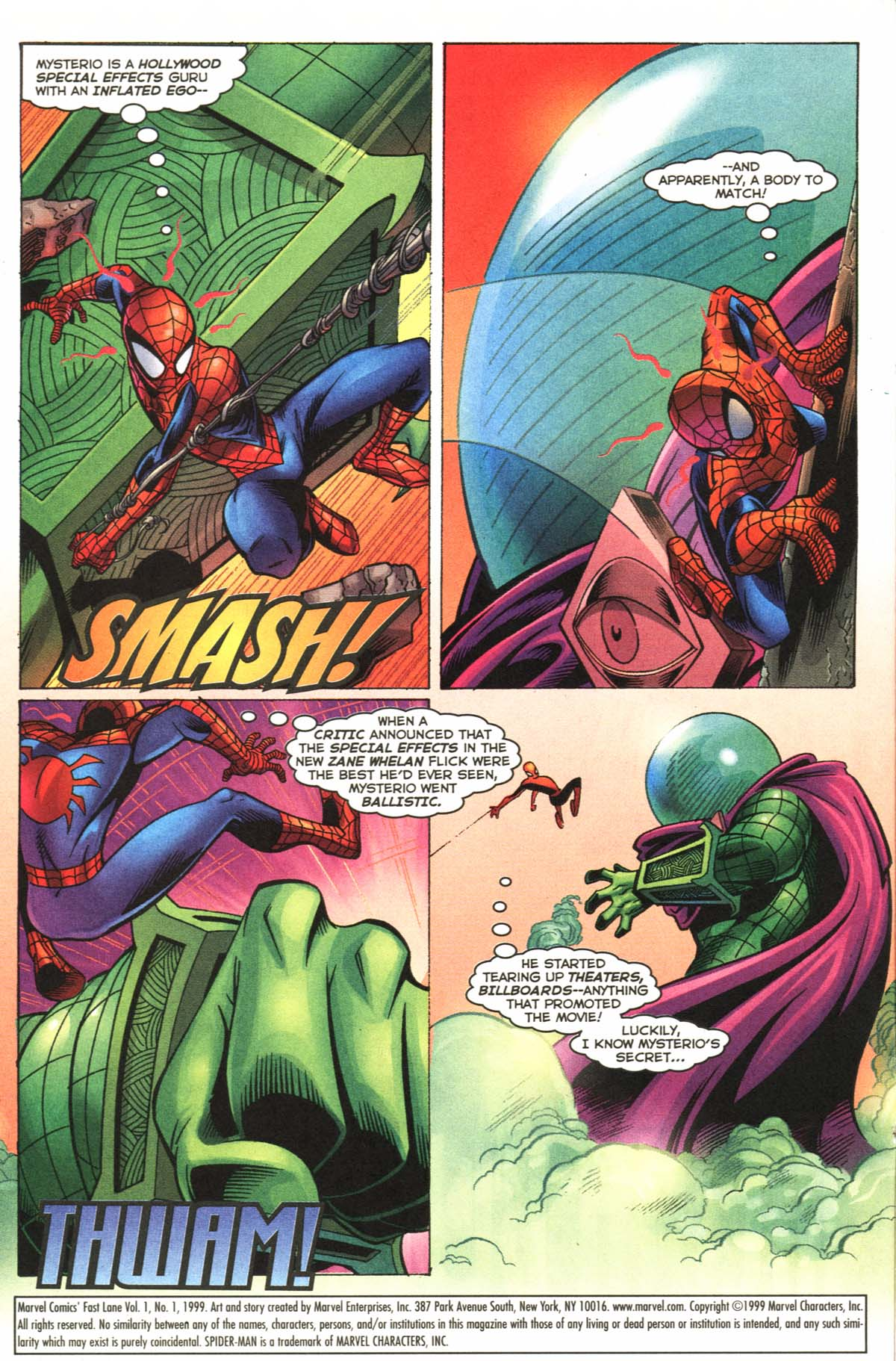 Read online Slingers comic -  Issue #12 - 14