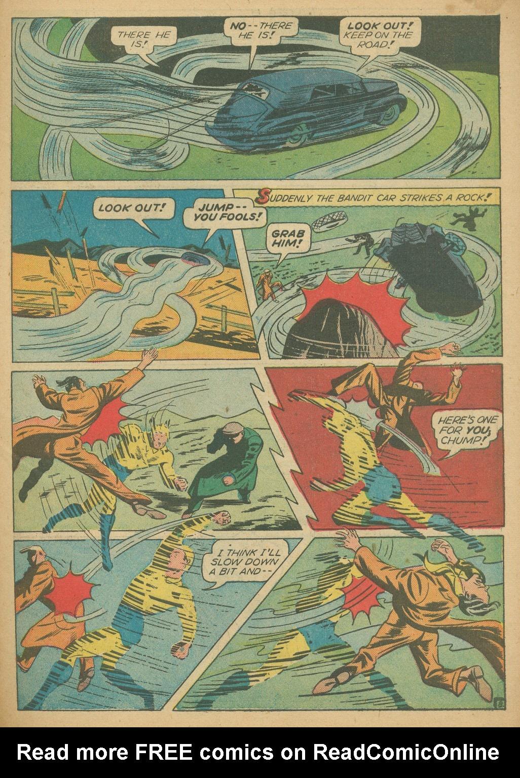 Read online All-Winners Comics comic -  Issue #8 - 63
