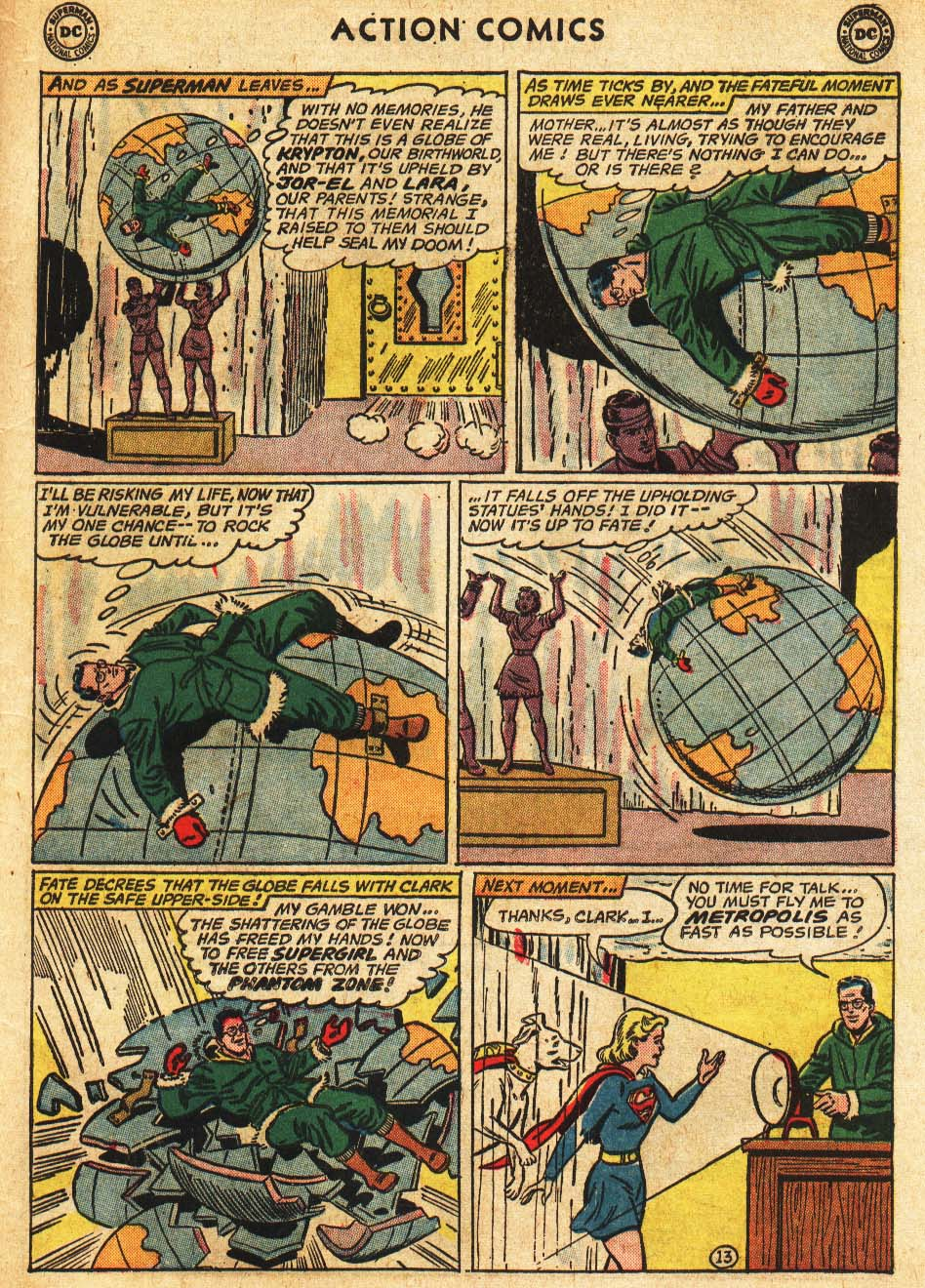 Action Comics (1938) 293 Page 13