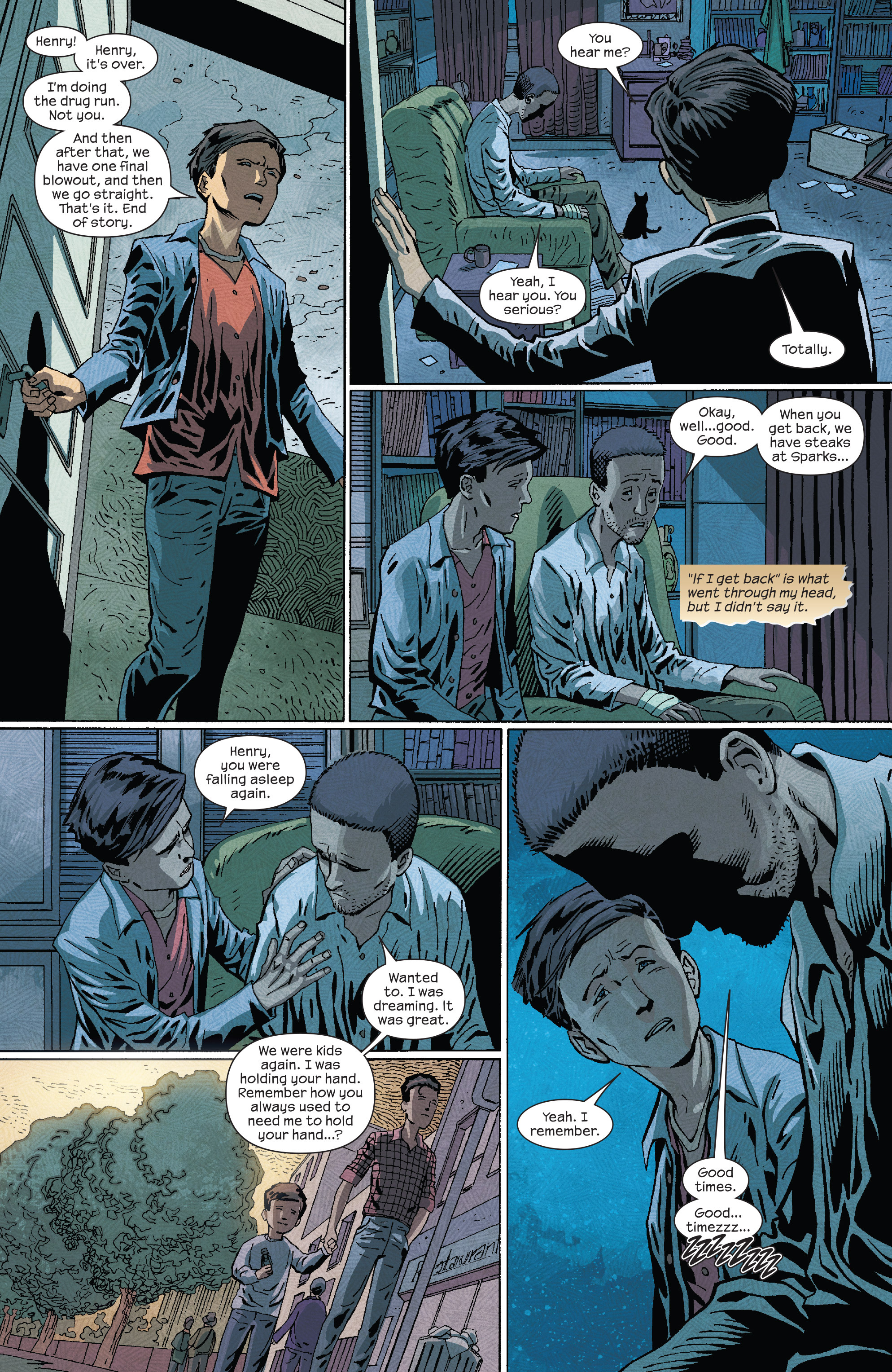 Read online Dark Tower: The Drawing of the Three - The Prisoner comic -  Issue #4 - 15