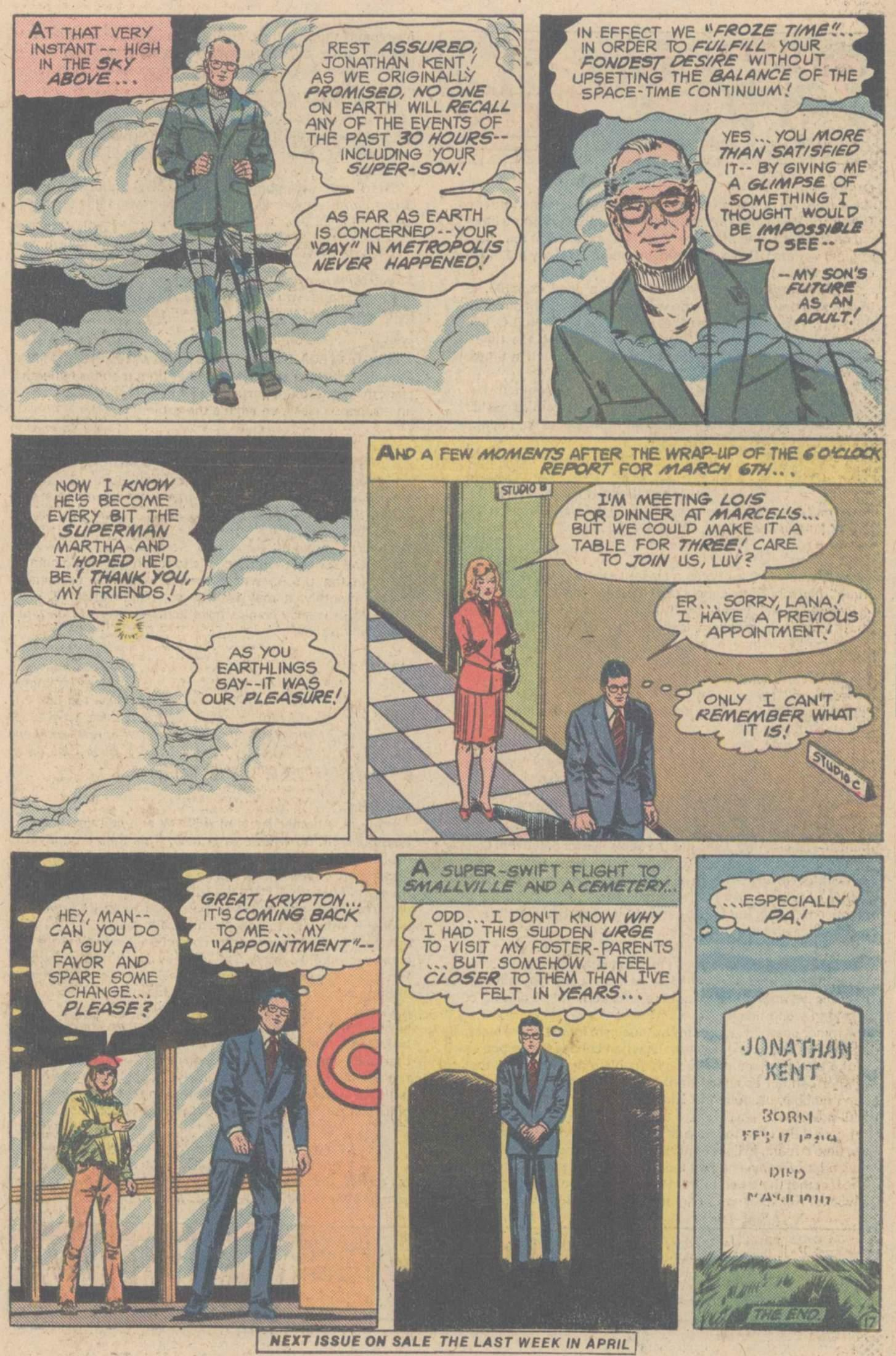 Read online Action Comics (1938) comic -  Issue #508 - 31