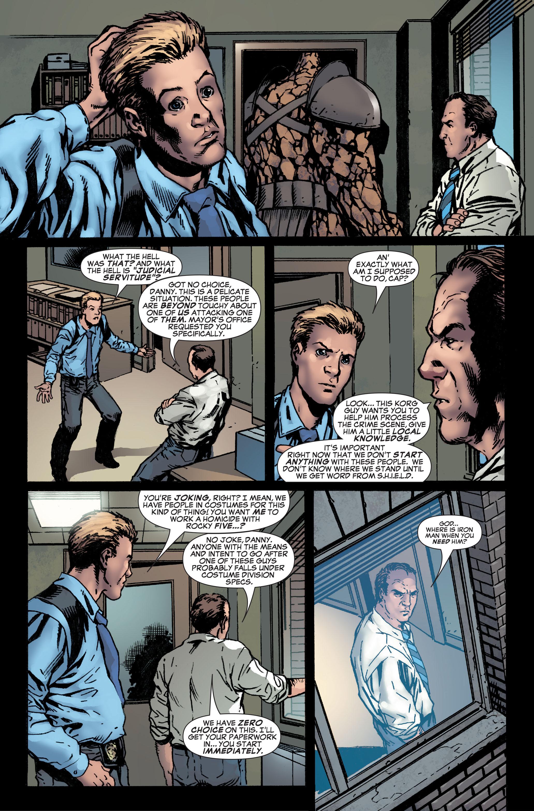 Read online World War Hulk: Front Line comic -  Issue #1 - 21