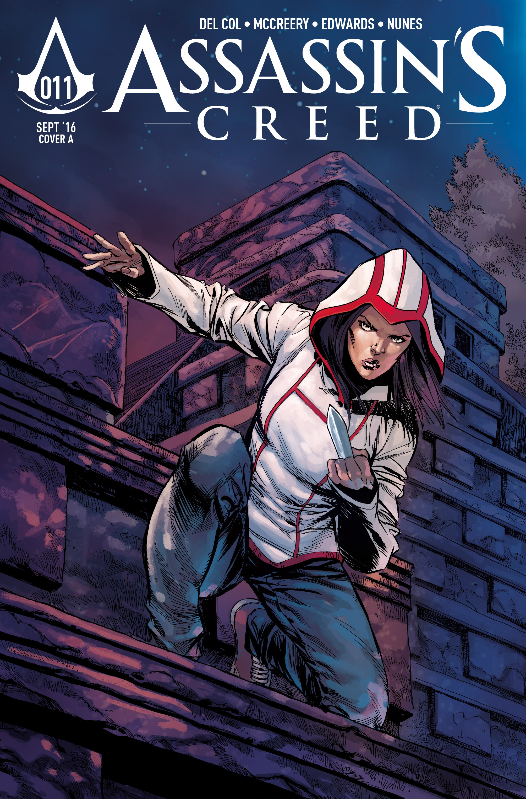 Read online Assassin's Creed (2015) comic -  Issue #11 - 1