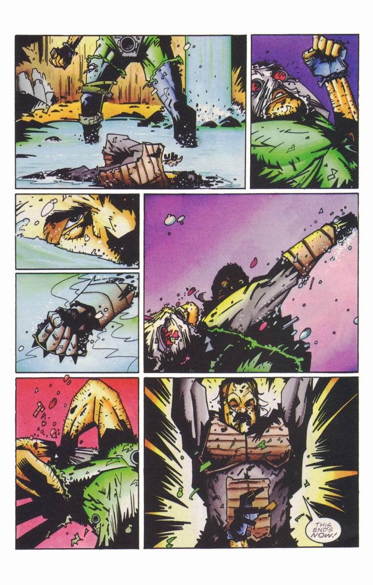 Read online Secret Weapons comic -  Issue #18 - 8