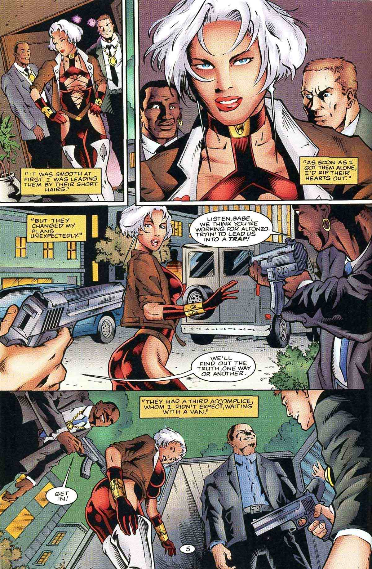 Read online Ultraverse Premiere comic -  Issue #10 - 16